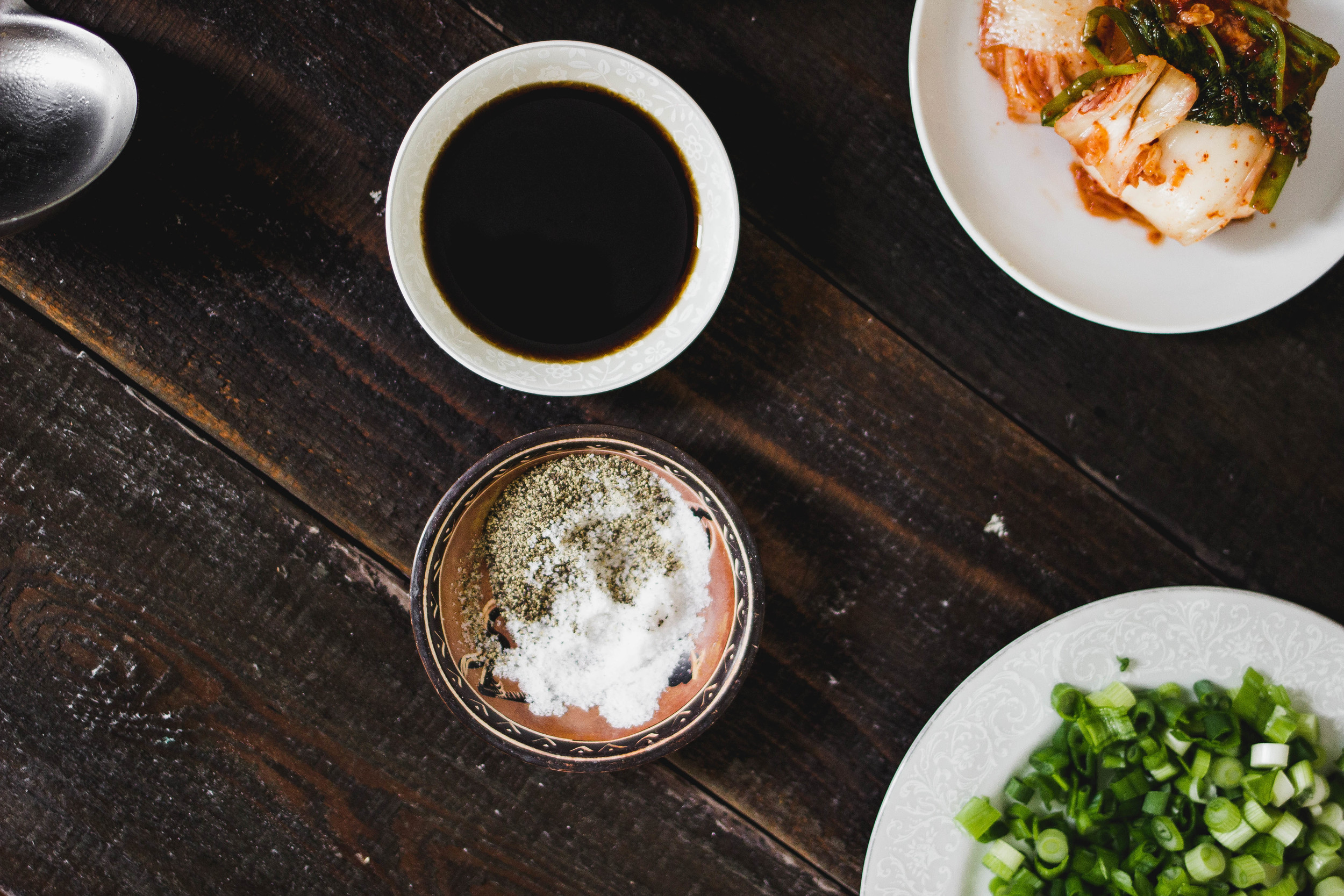 Korean Cho Ganjang-Vinegar soy sauce for dipping | by fit for the soul
