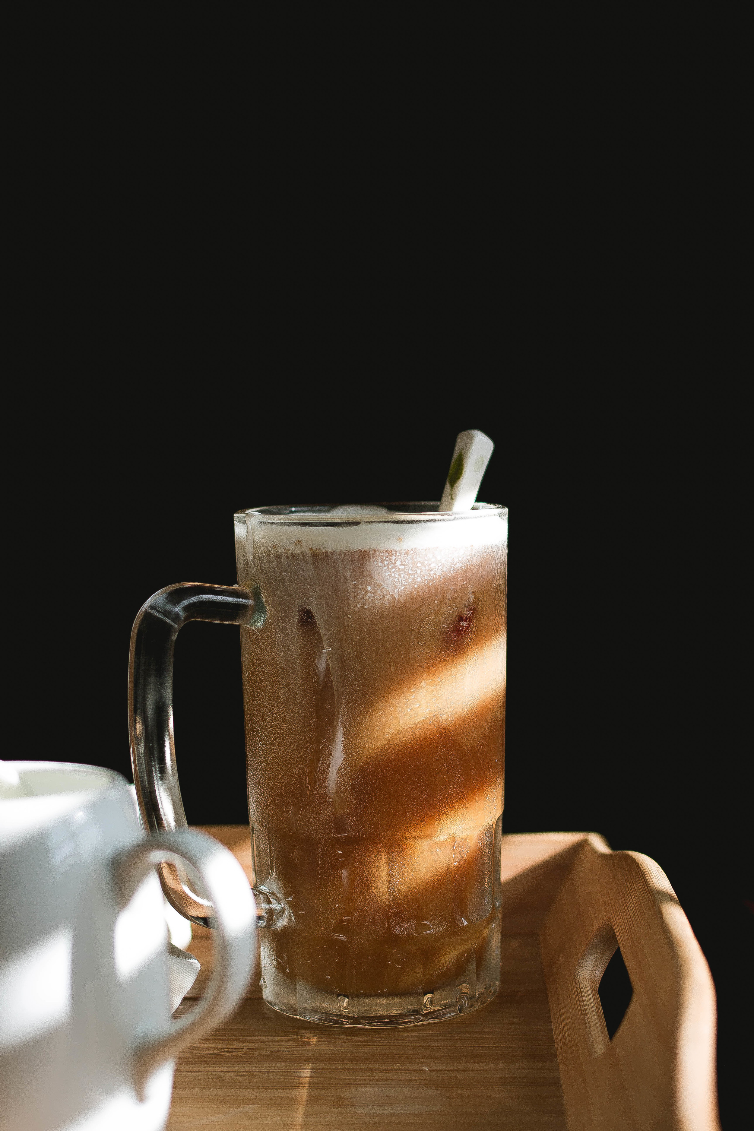 Recipe for Sea salt cream iced coffee like 85 degrees-Taiwanese style coffee | by fit for the soul