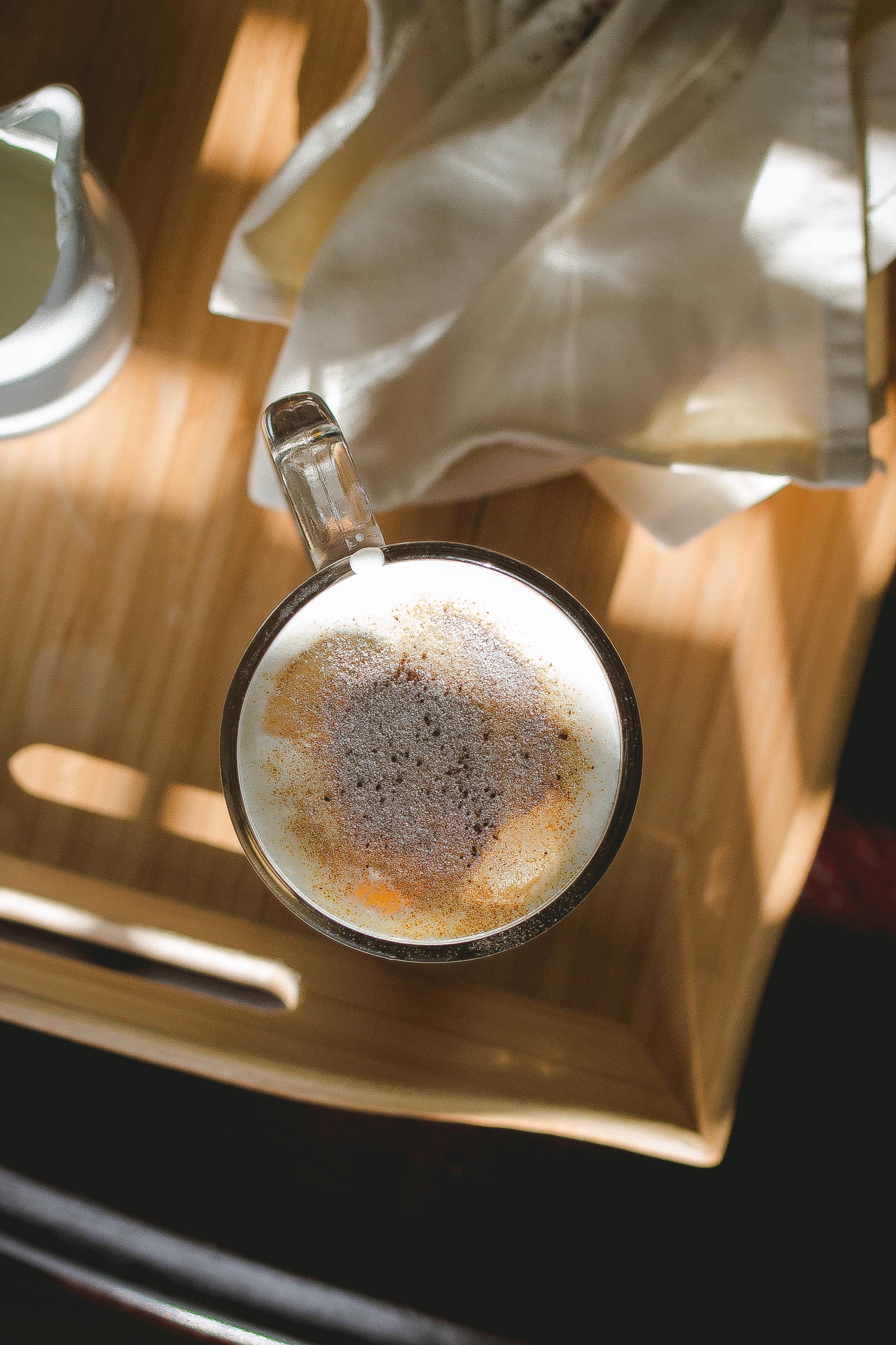 Recipe for Sea salt cream iced coffee like 85 degrees-Taiwanese style drink.jpg