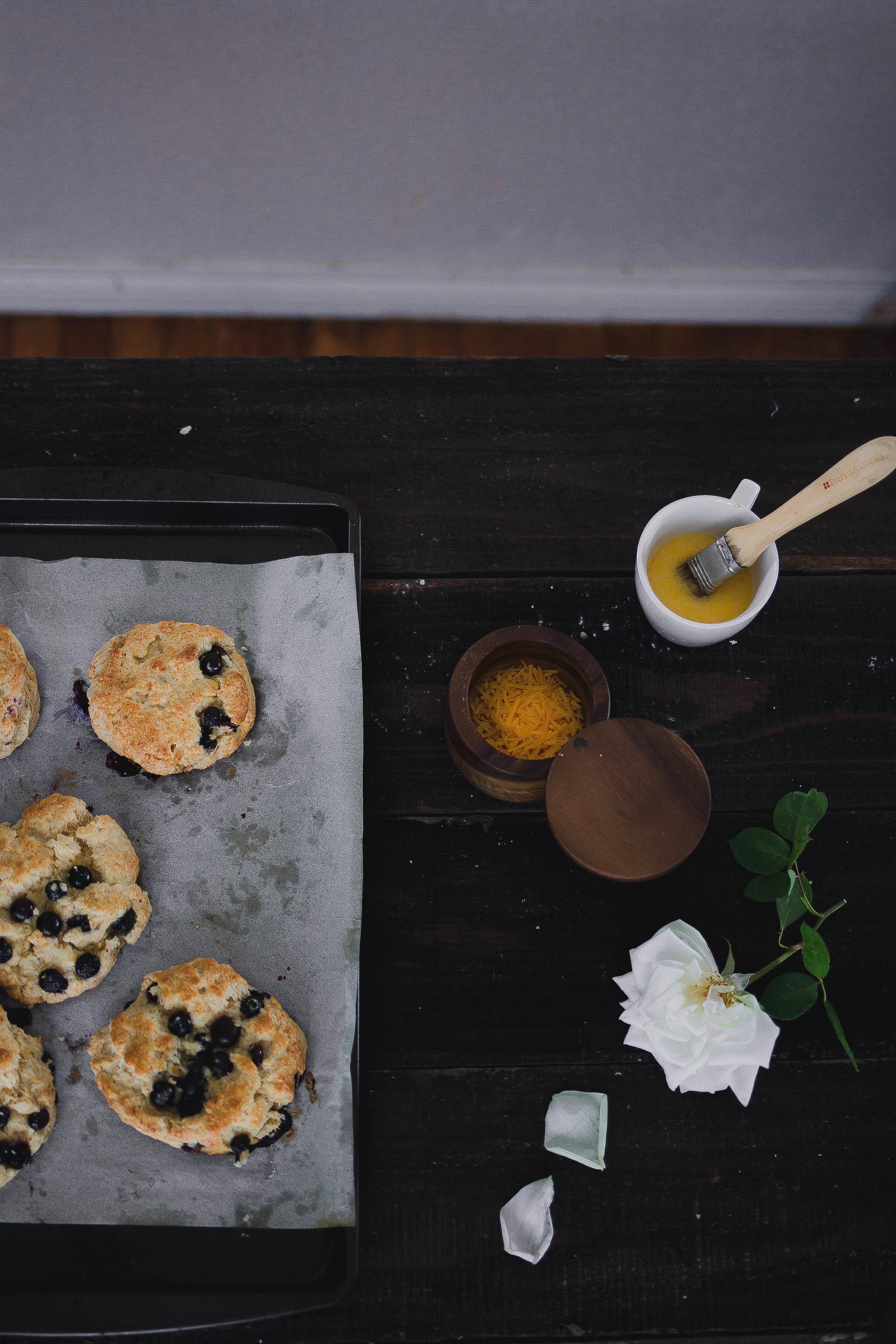 The best cream scones recipe-easy and moist