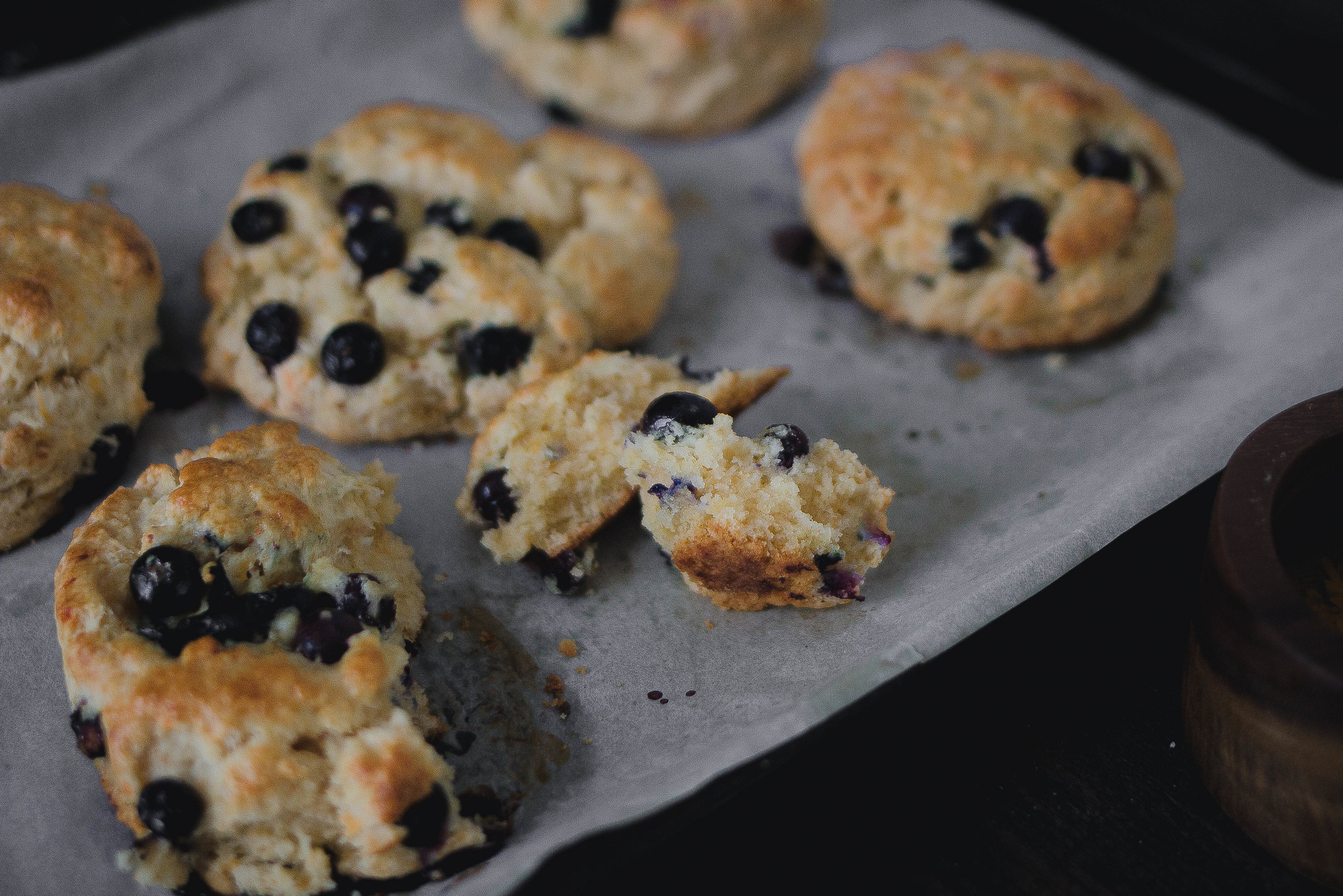 Dreamy Cream Scones Recipe | by fit for the soul