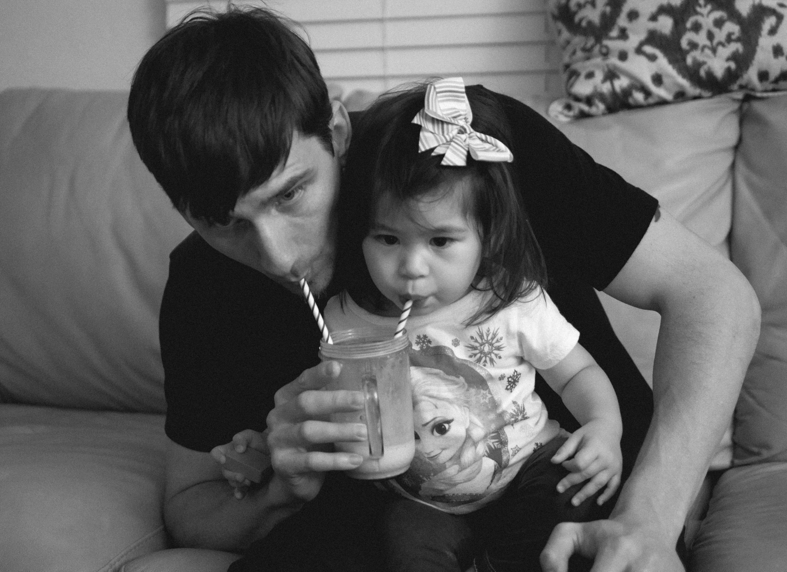 Daddy and selah b&w.jpg