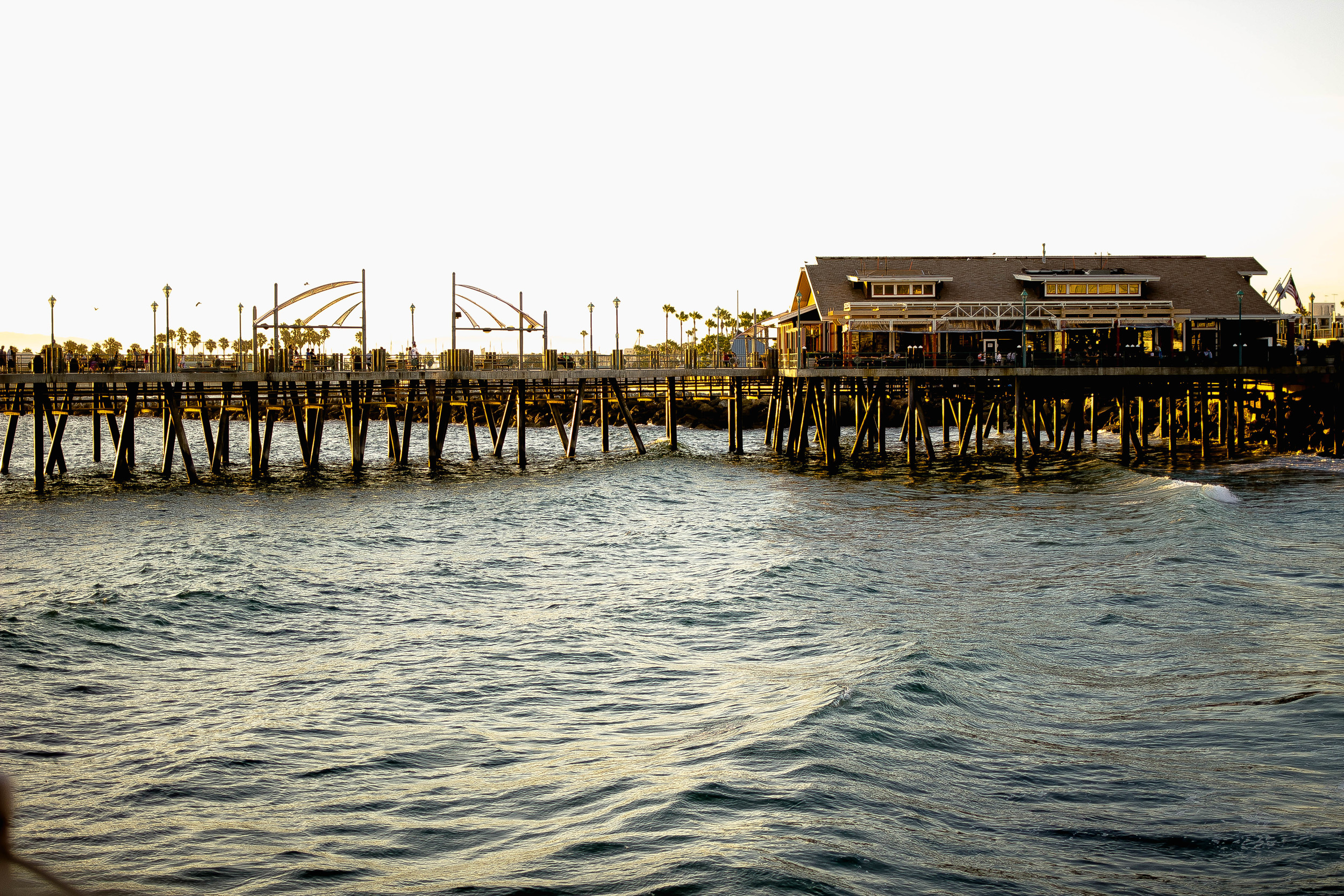 Redondo Beach Sunset at the Pier | by fit for the soul