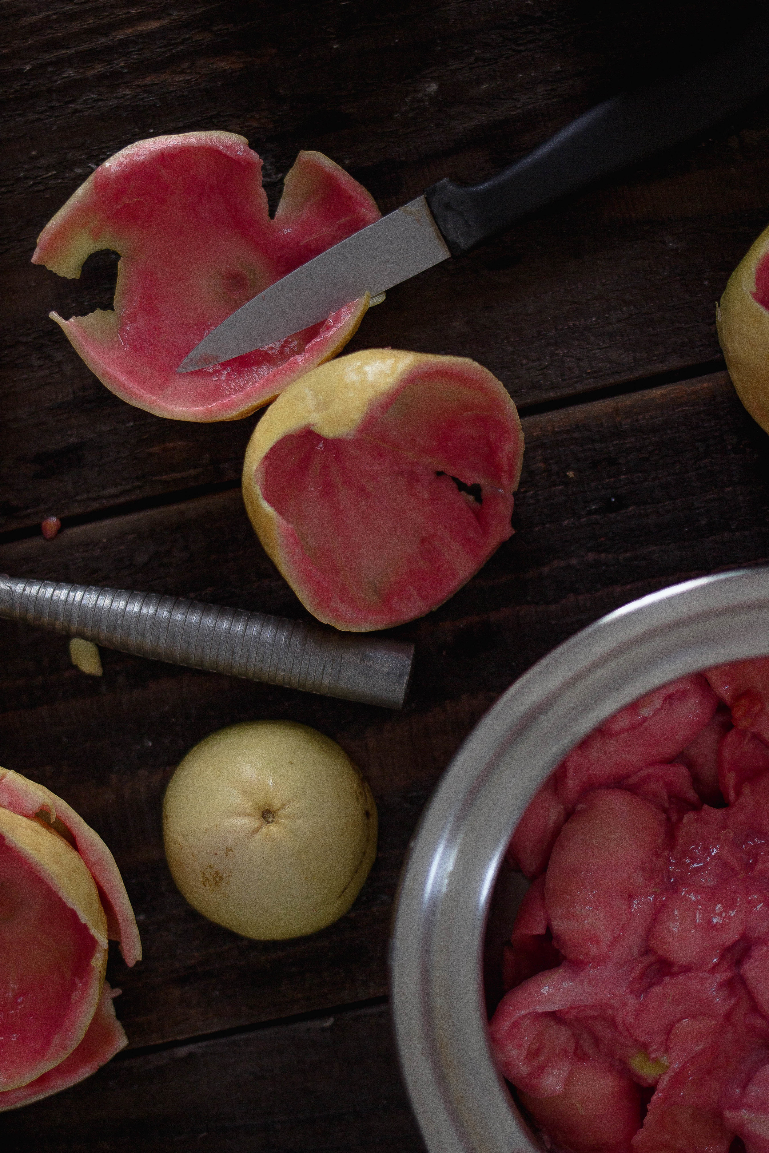 How to remove seeds and use up guava | by fit for the soul