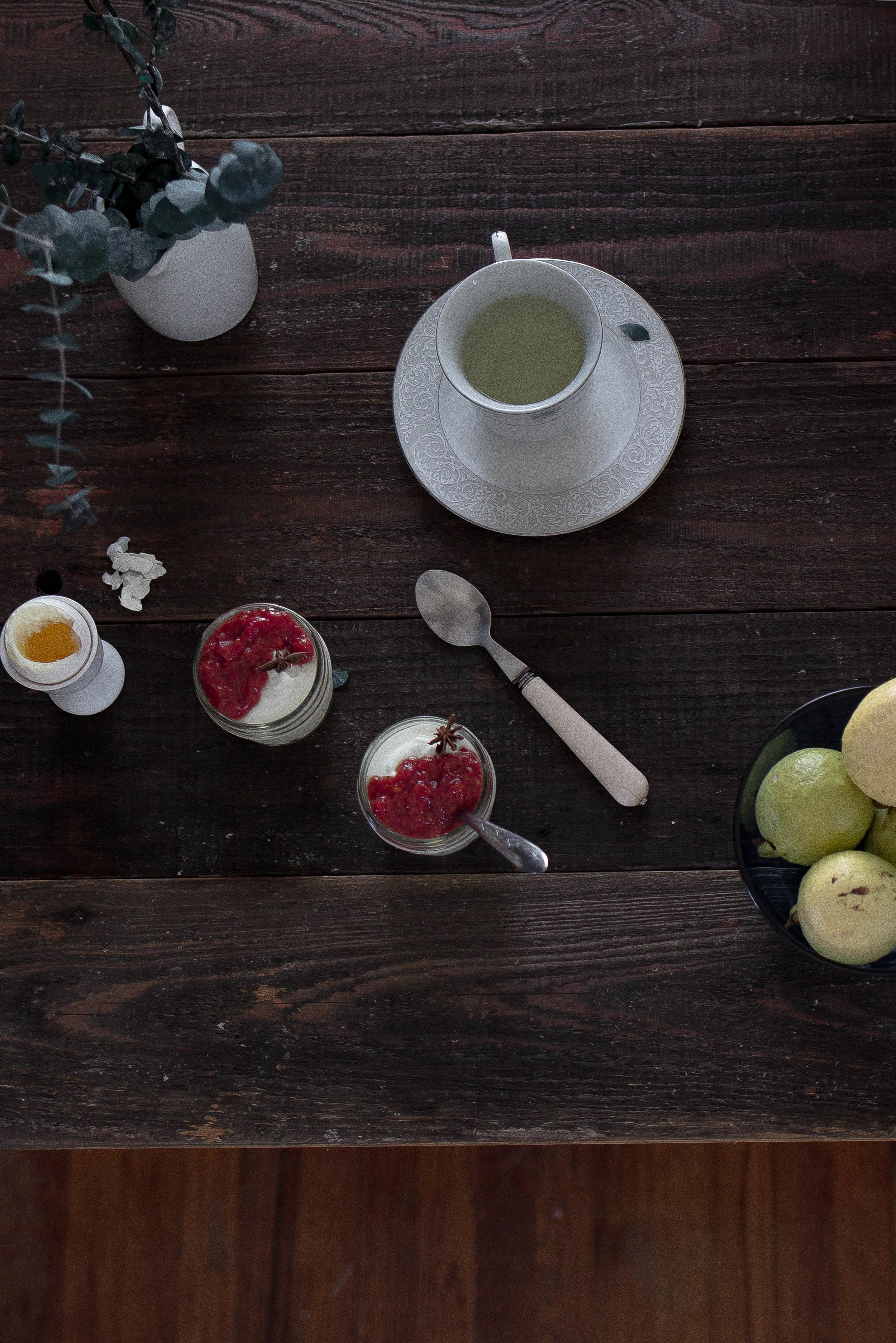 Guava anise preserves recipe and afternoon tea | by fit for the soul