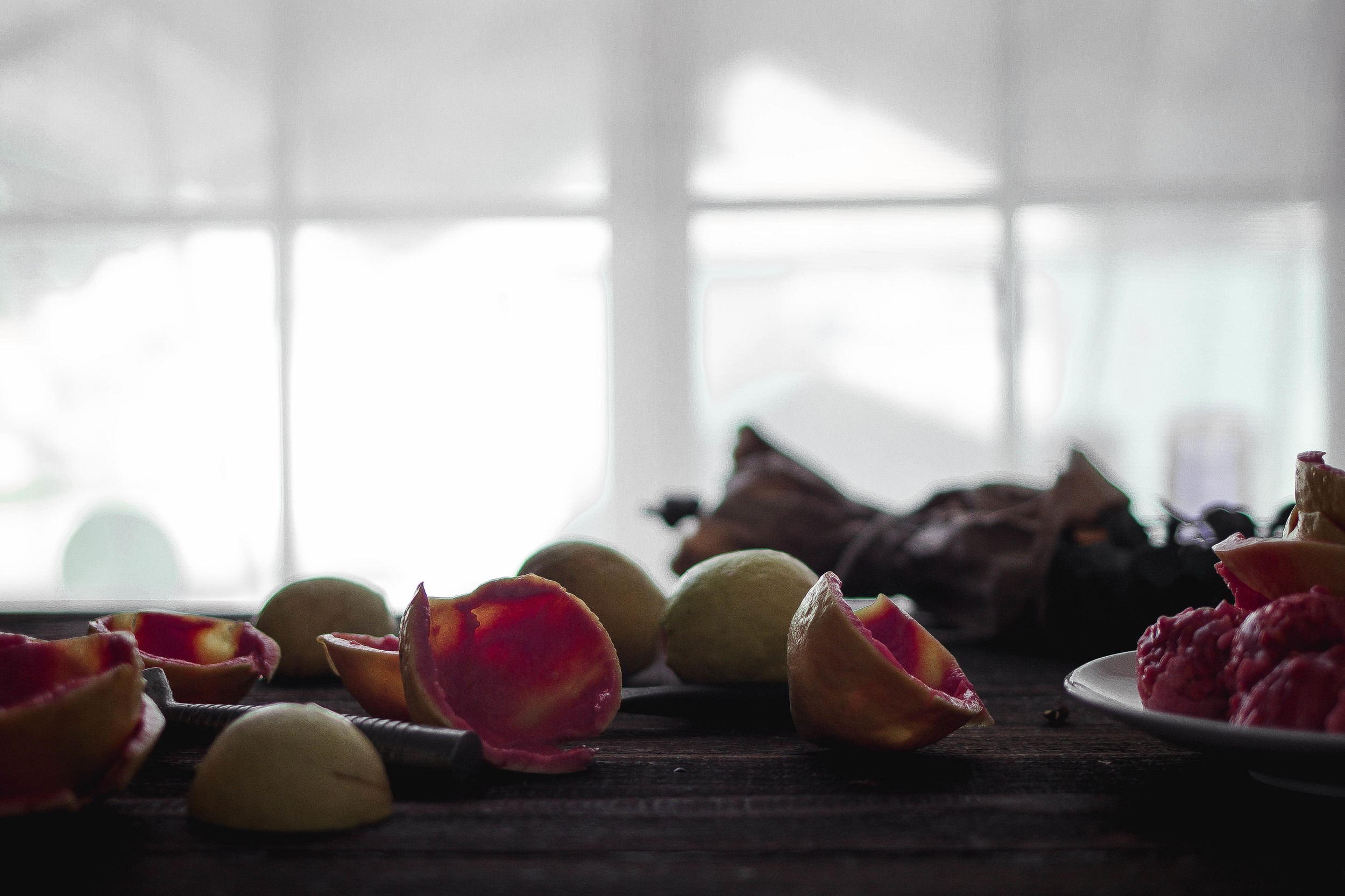 Que cocinar con guayaba (how to cook with guava)   by fit for the soul