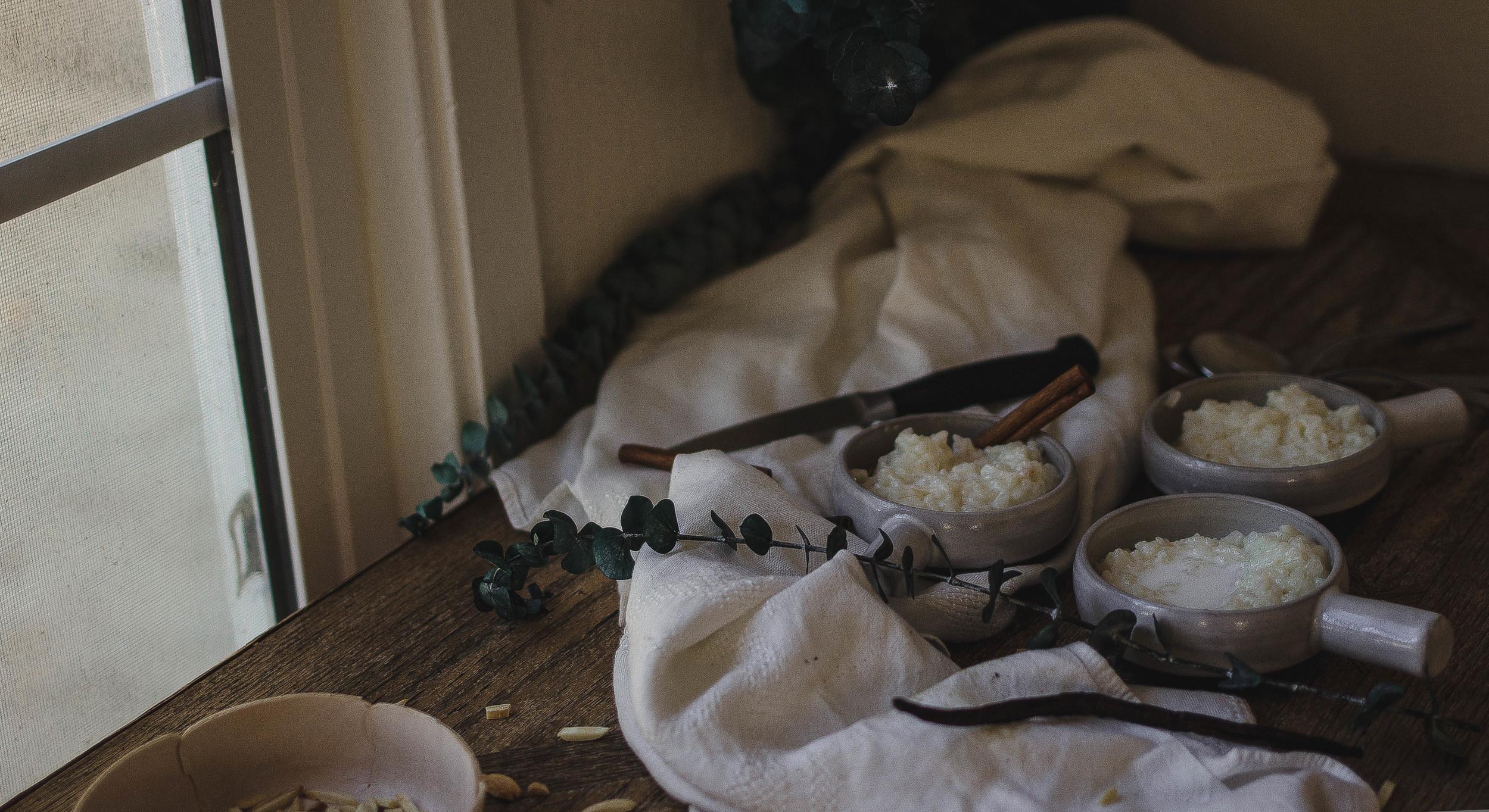Como hacer un buen arroz con leche estilo argentino | by fit for the soul