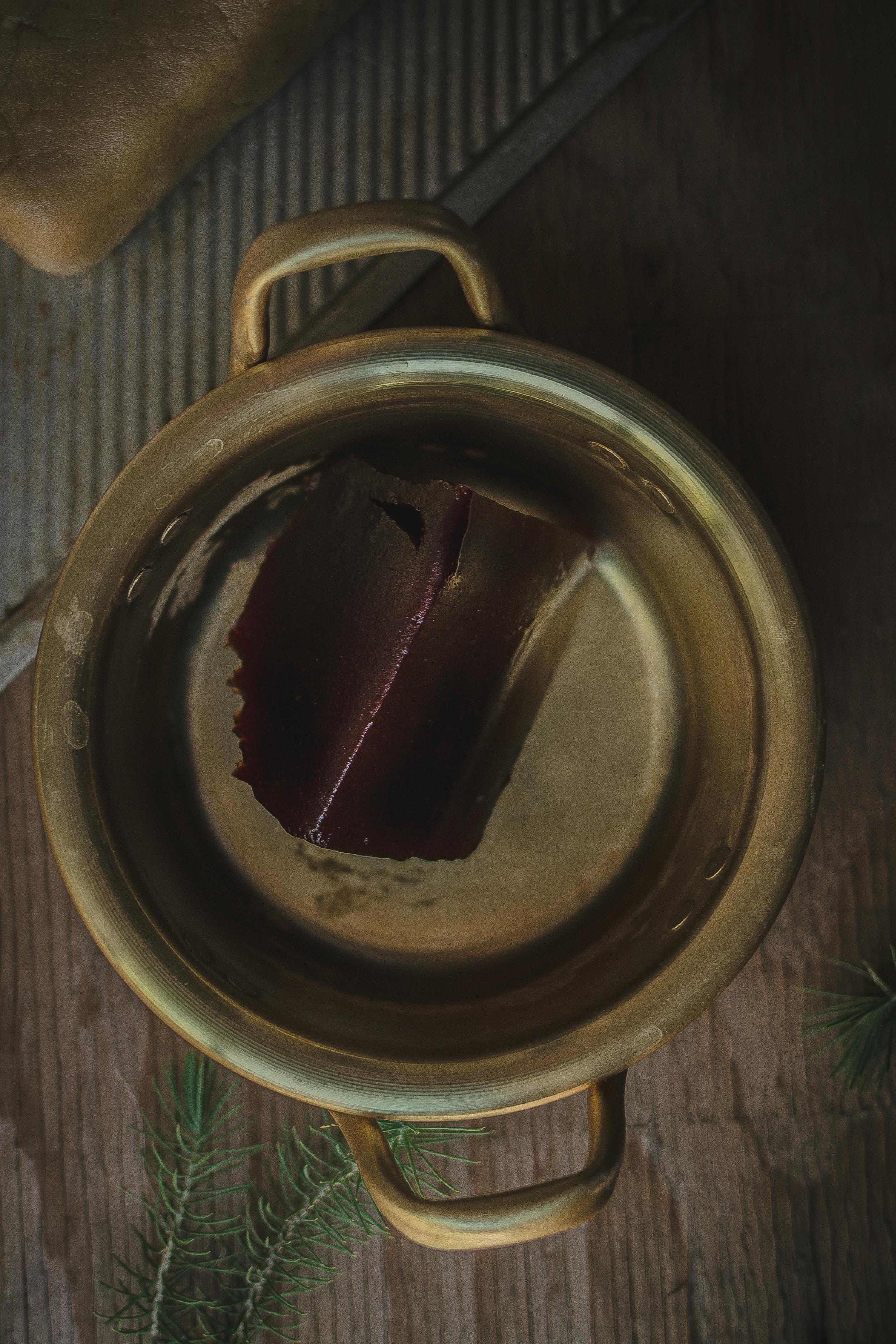 Dulce de membrillo--Quince Jam filling | by fit for the soul