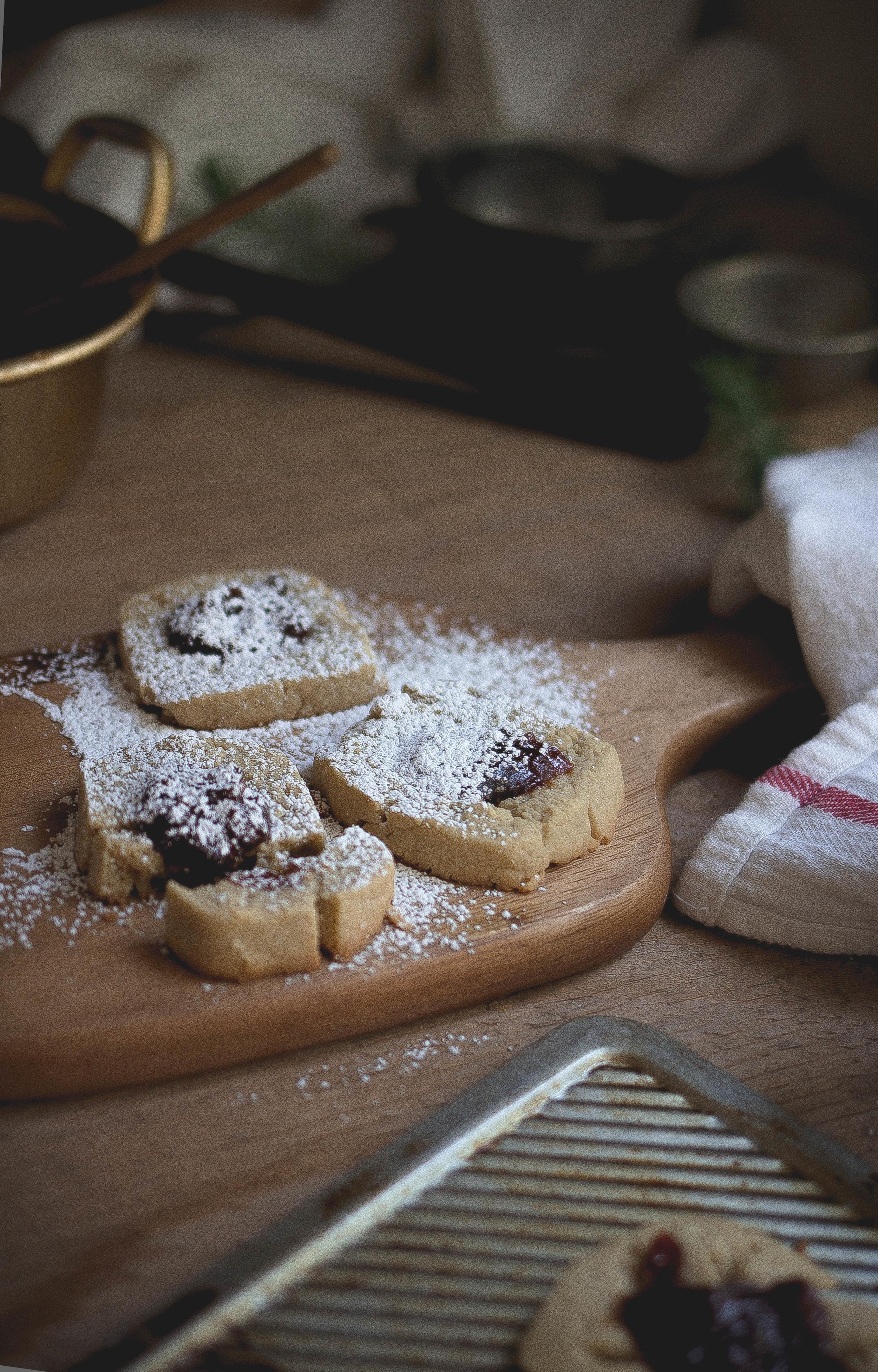 Como hacer galletitas con dulce de membrillo | by fit for the soul