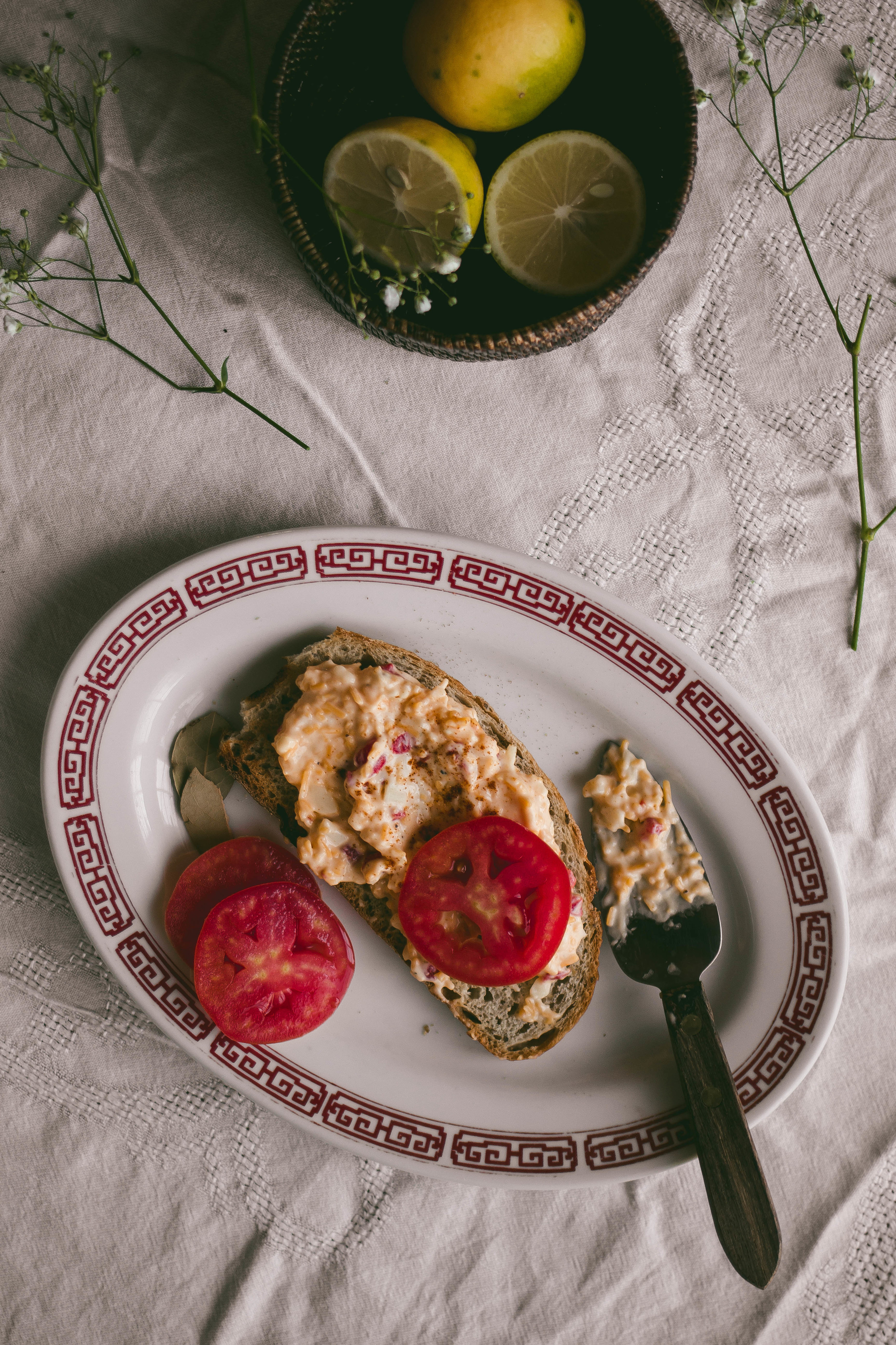 Pimiento cheese recipe with slightly less calories   by fit for the soul