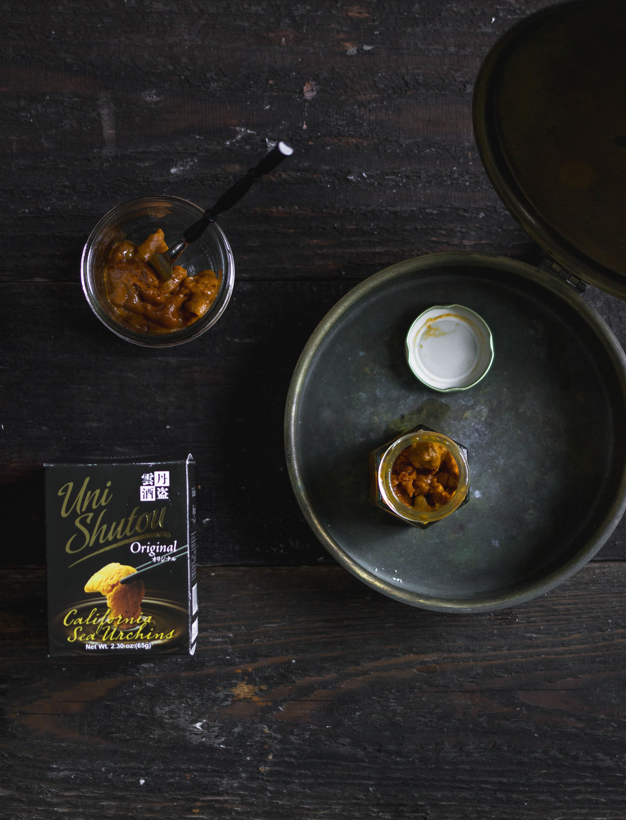 uni risotto recipe, with uni shutou from mitsuwa market | by fit for the soul