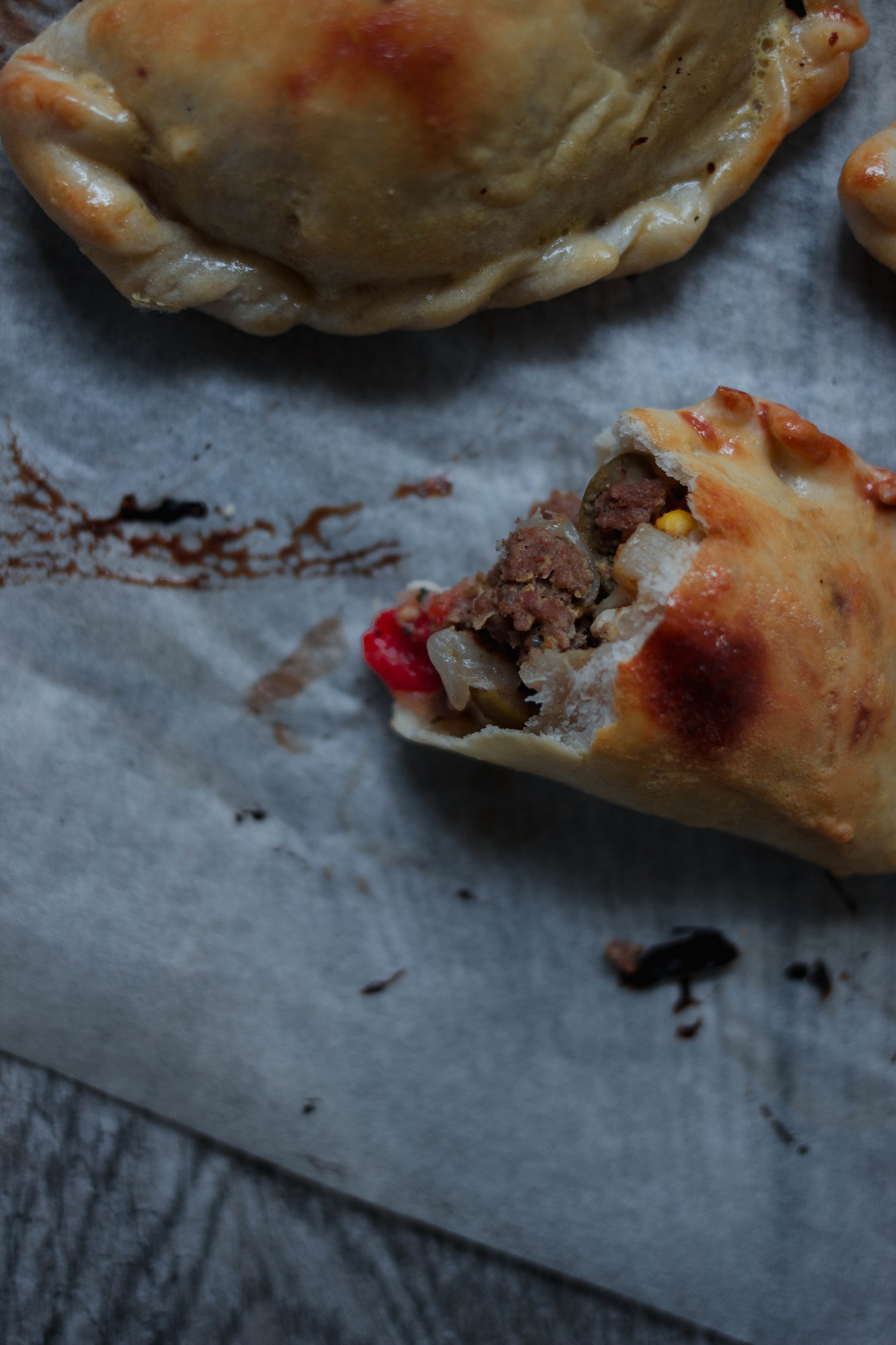 How to make Argentinean beef empanadas with homemade empanada dough/shells | from scratch, mostly