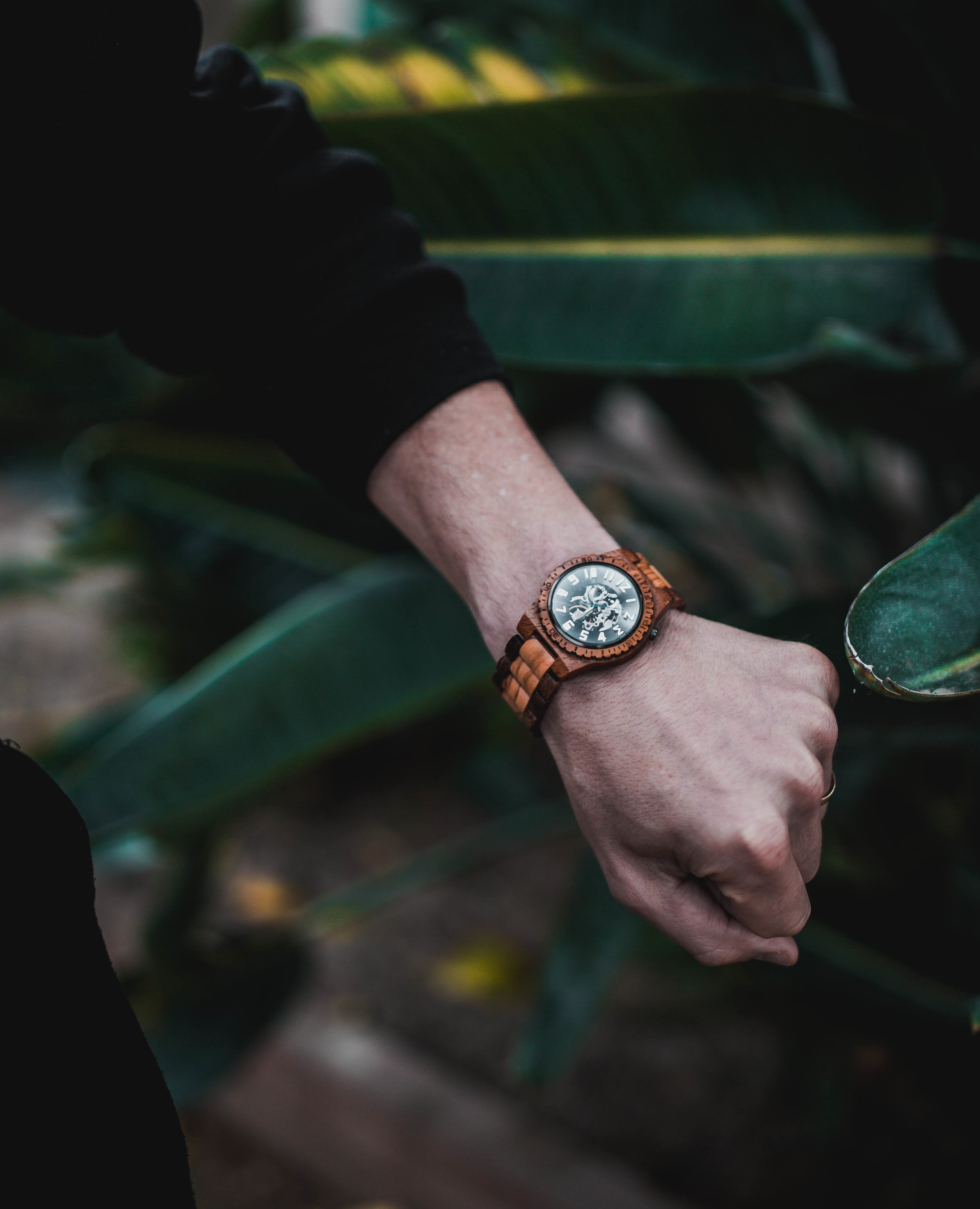 Giveaway and review of JORD wooden watches for Father's Day | from scratch, mostly