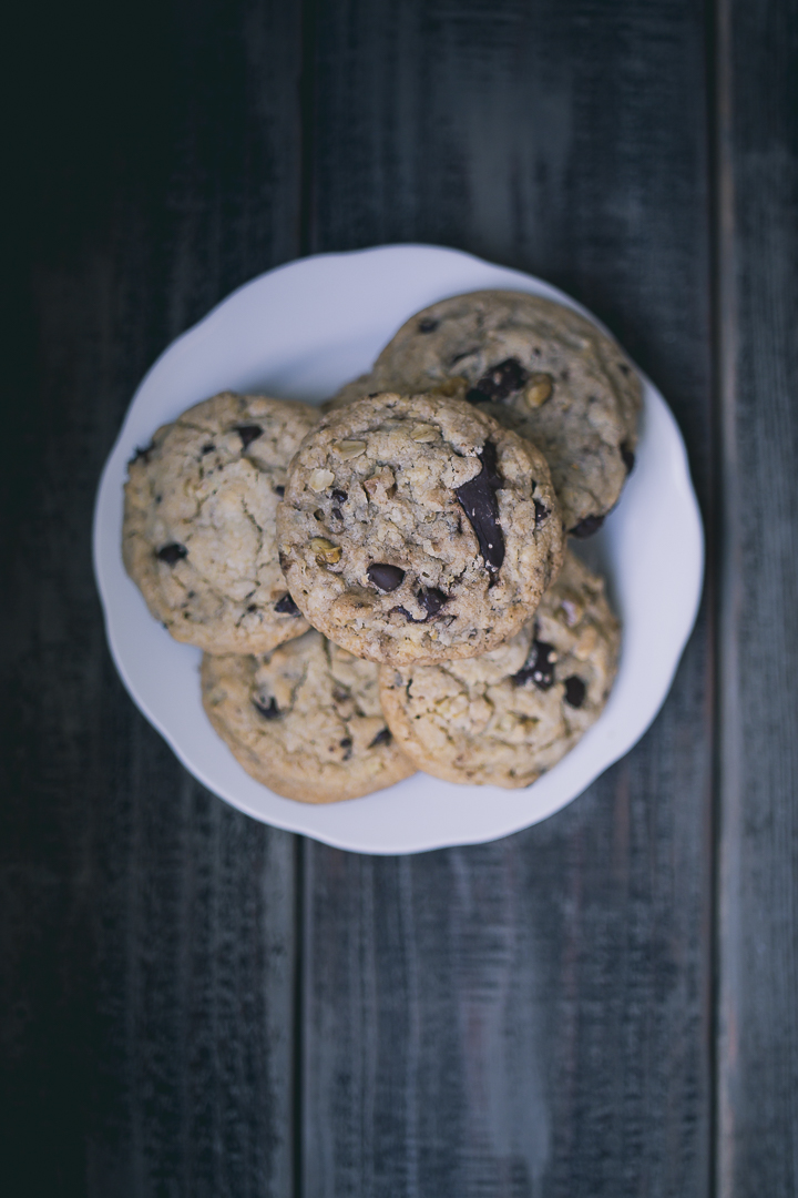 Doubletree Hilton style cookies recipe  from scratch, mostly