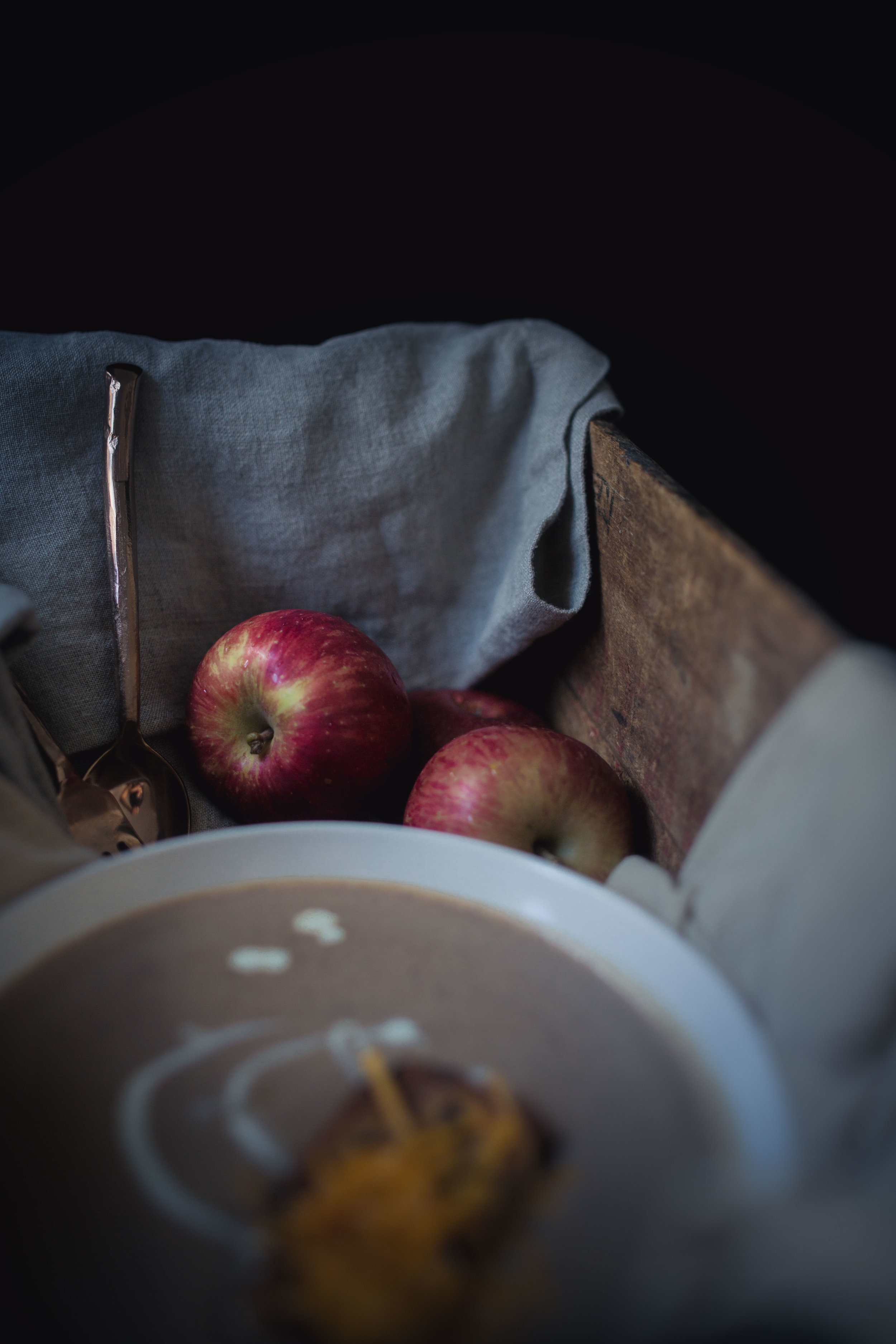 apples for fall | from scratch, mostly