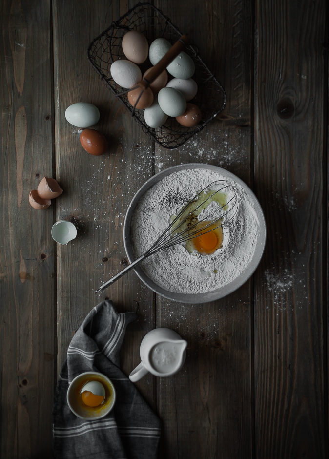 Best fried chicken batter, with colored eggs | from scratch, mostly blog
