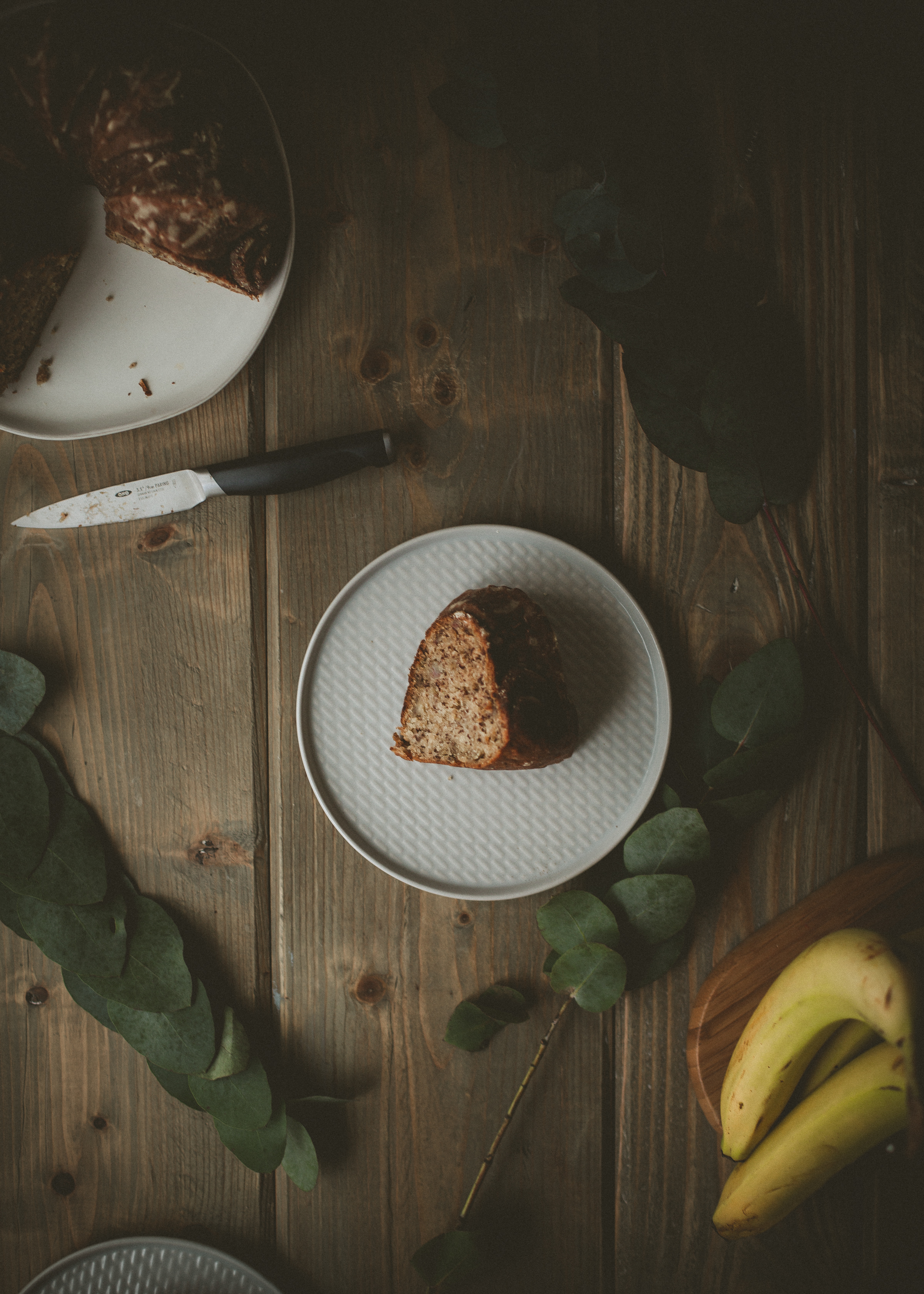 Most perfect banana bread recipe | from scratch, mostly blog