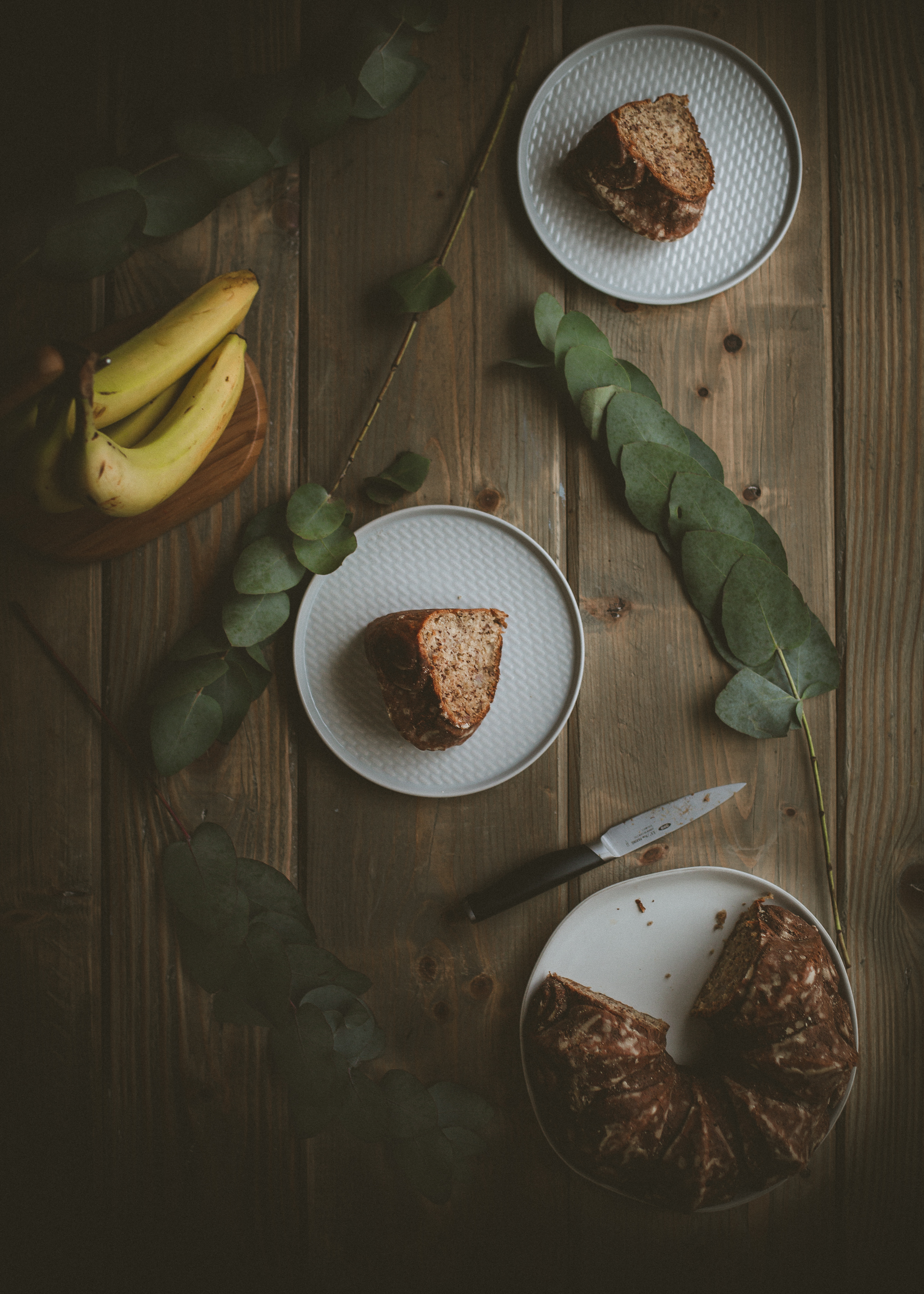 Perfect banana bread recipe | from scratch, mostly blog