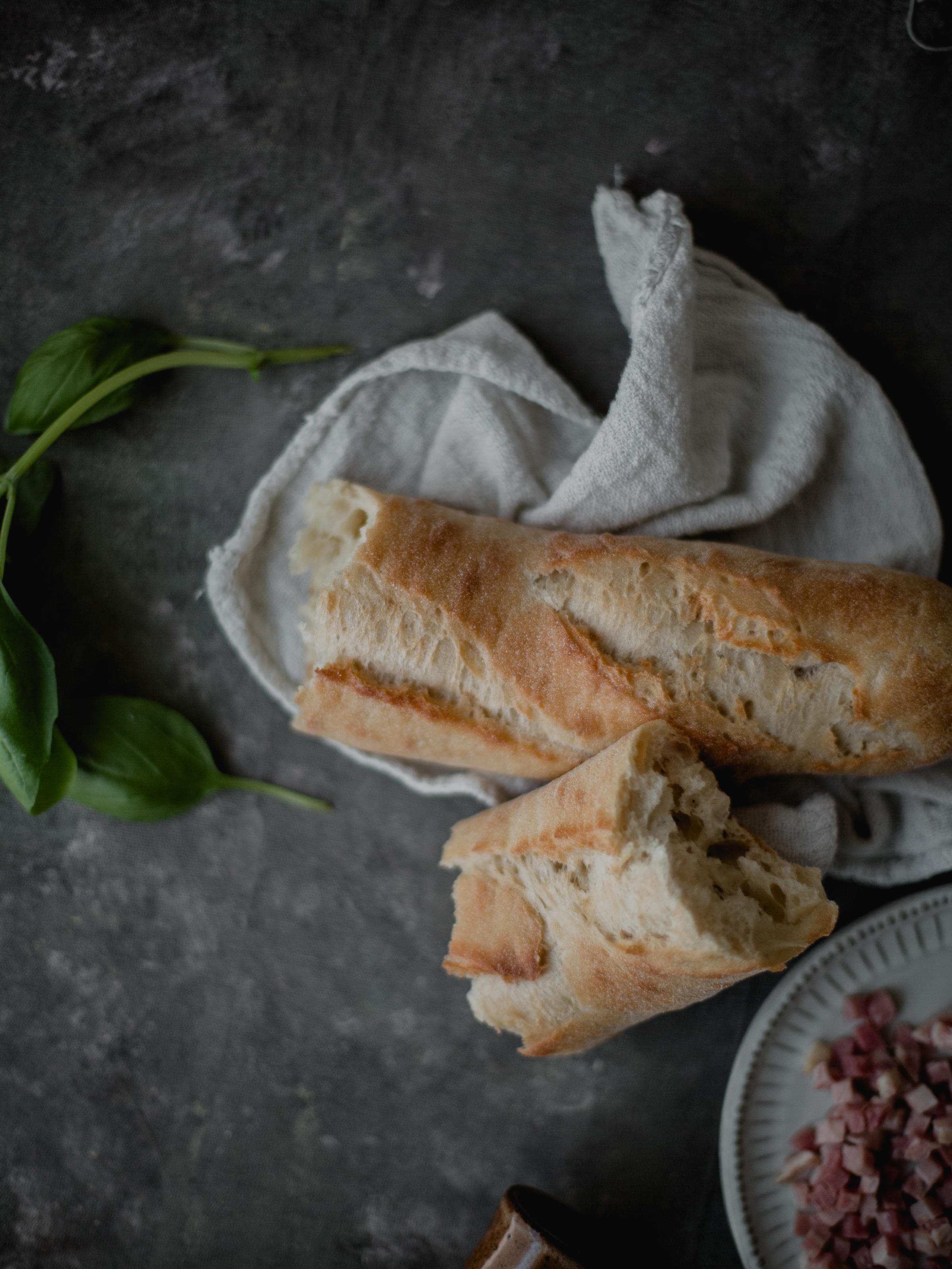 baguette photo | from scratch, mostly blog