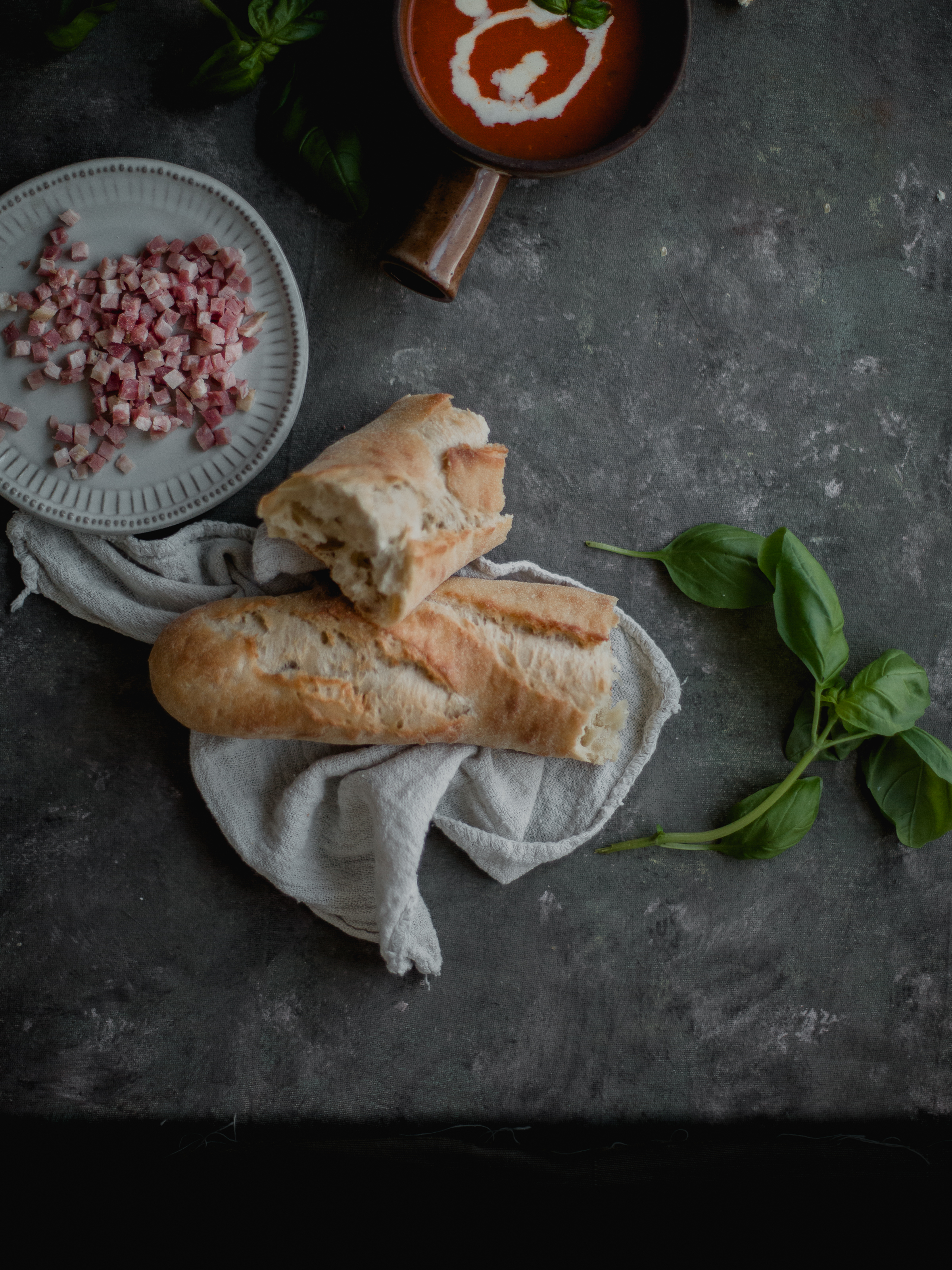 baguette | from scratch, mostly blog