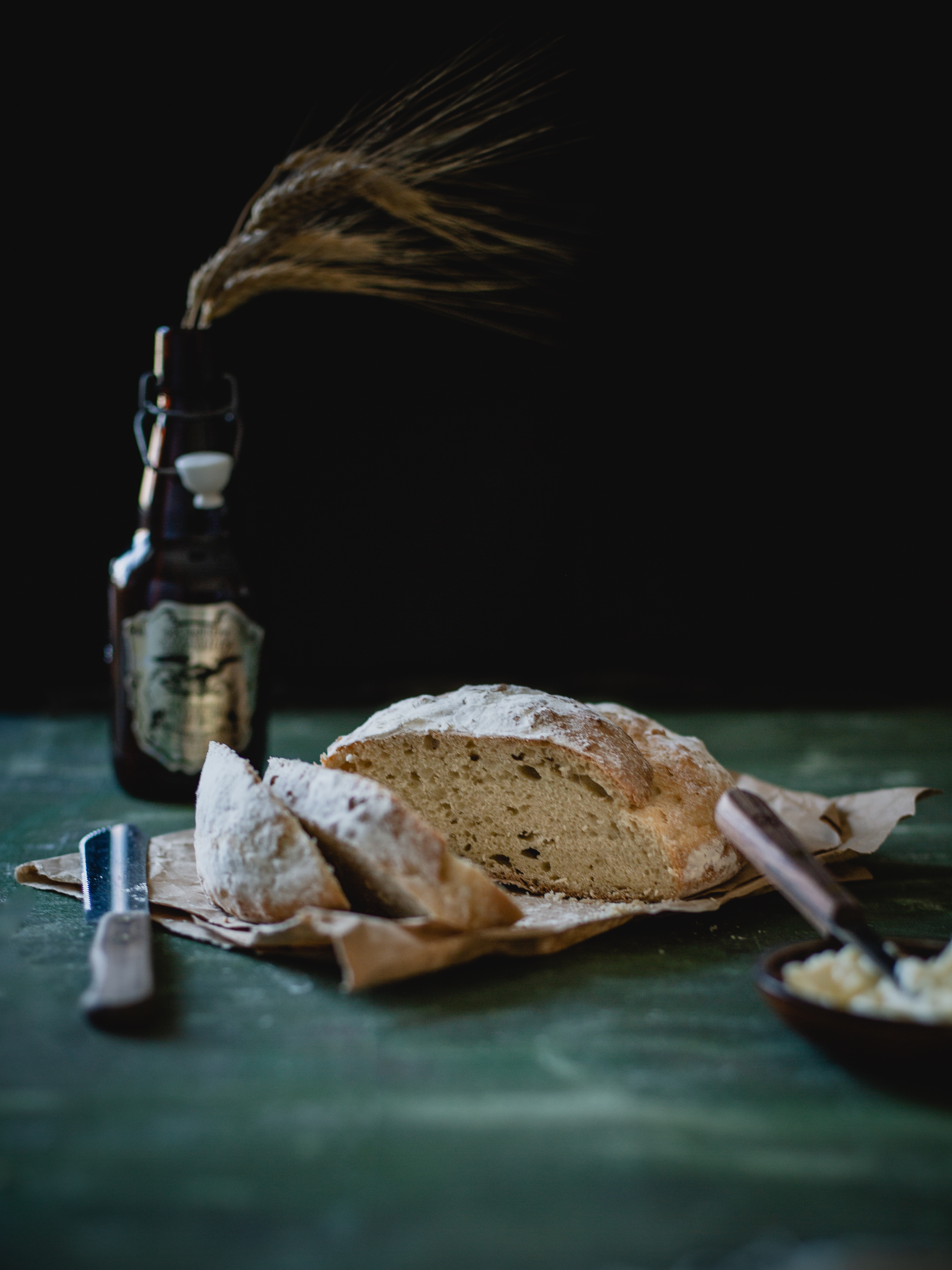 Recipe for soft rustic bread using the tangzhong method | from scratch, mostly blog