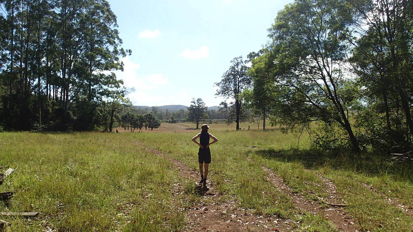 Farm walk