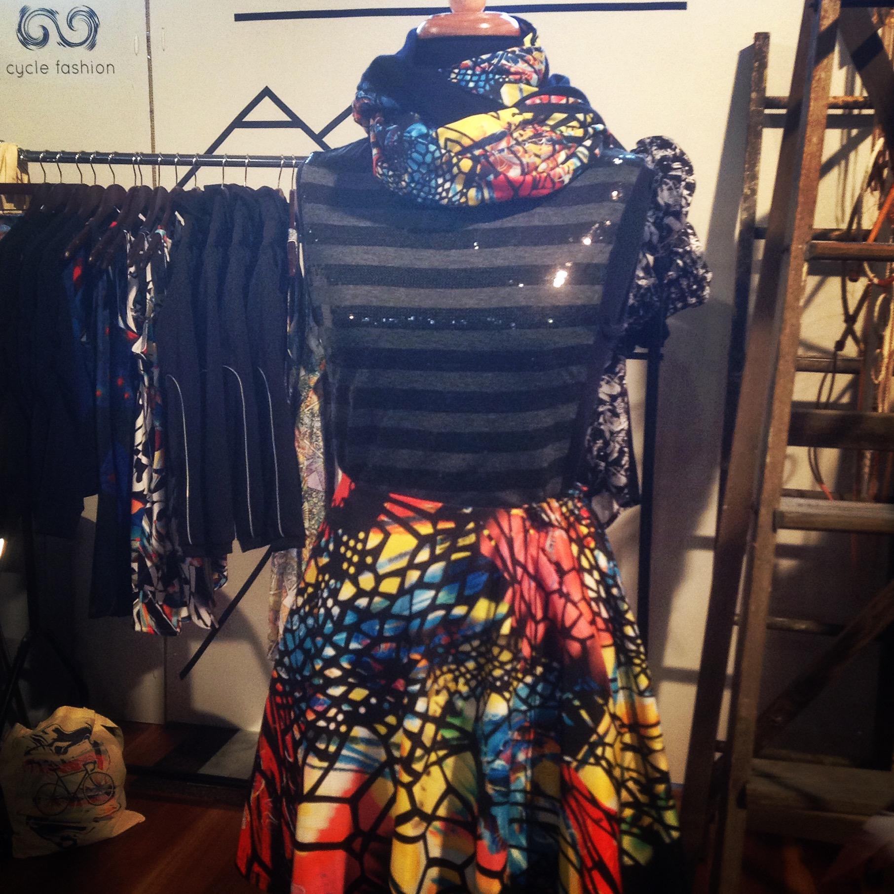 Bago Studio wings skirt
