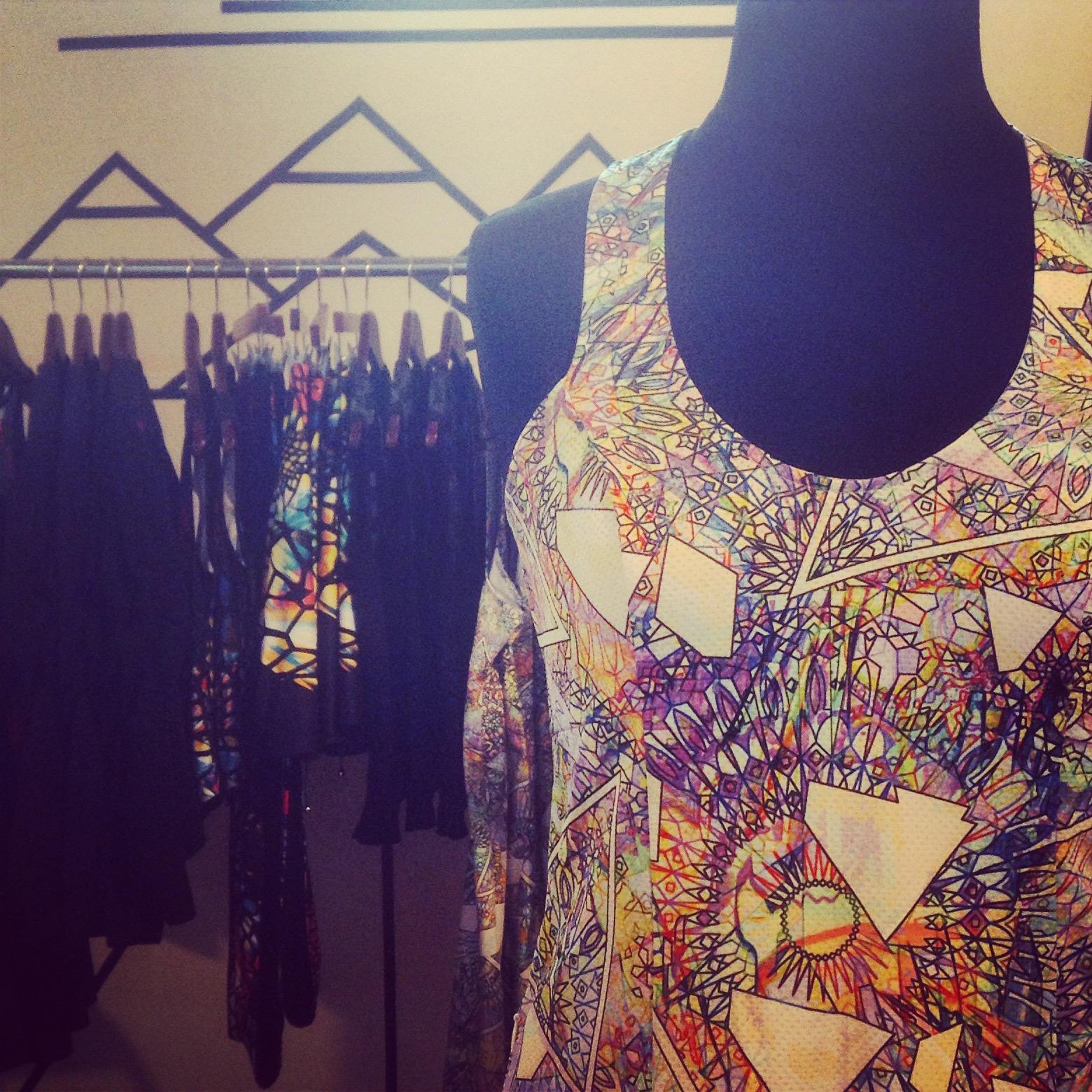 Bago Studio Spectrum dress