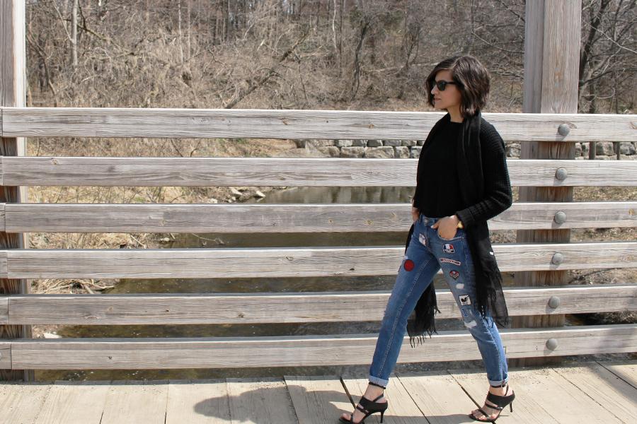 WoahStyle.com   Alexander Wang Shoes and Zara Jeans