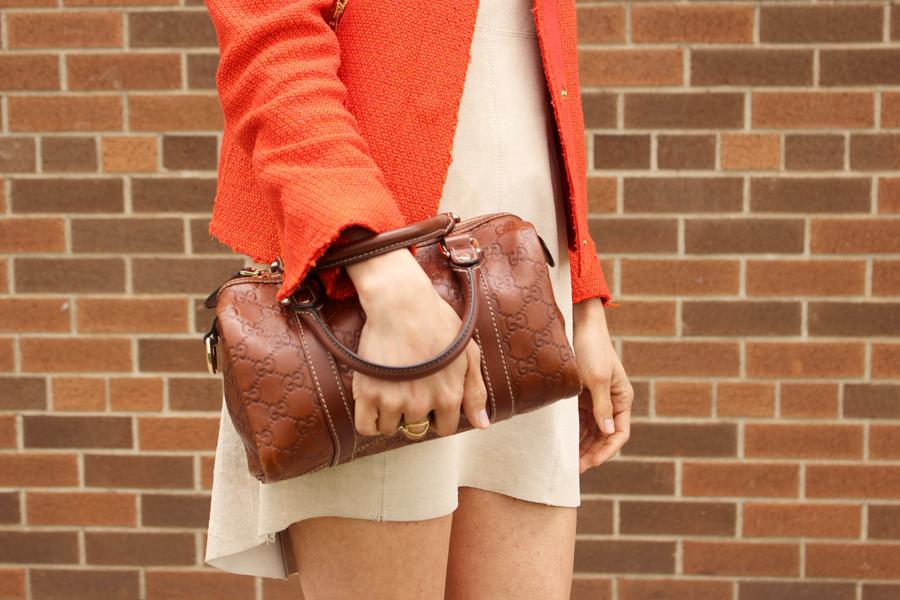 WoahStyle.com | Gucci Mini Boston Bag