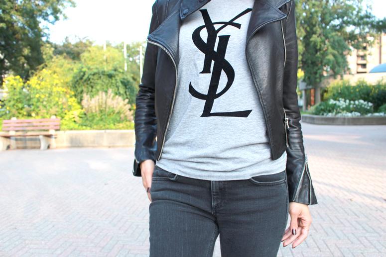 WoahStyle.com | YSL tshirt