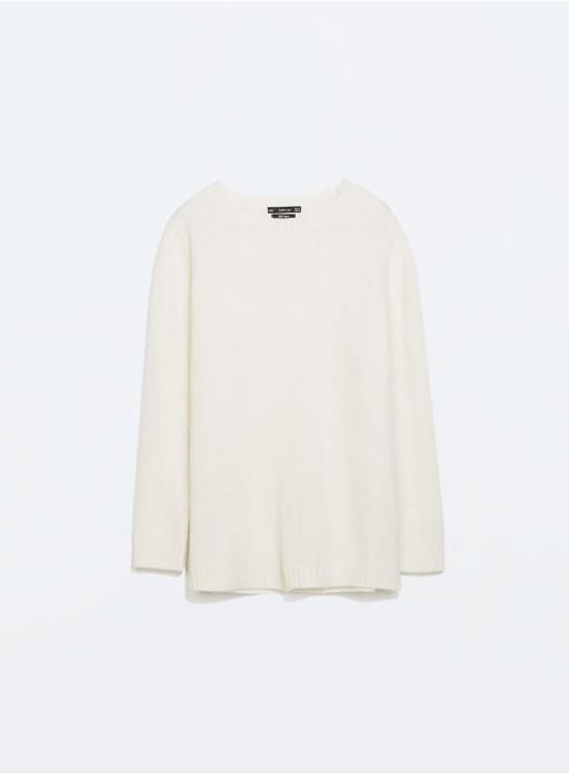 Zara wool sweater