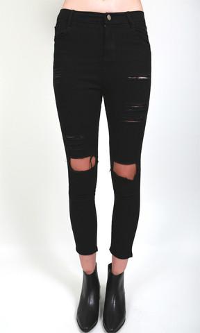 WoahStyle.com | The Free Island Super Skinny Jeans