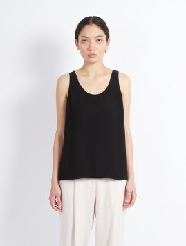 WoahStyle.com | Oak + Fort Black Tank 2045