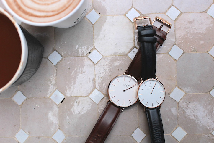 WoahStyle.com | Daniel Wellington watches for him and her
