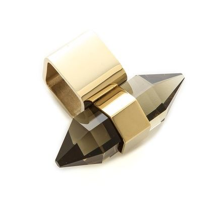 WoahStyle.com | By Malene Birger The Wild Thing Triangle Ring