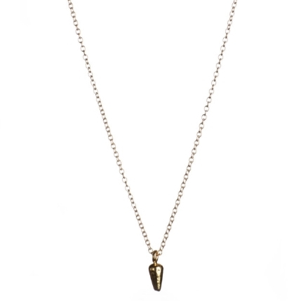 WoahStyle.com | Ellery gold necklace from Lisbeth Jewelry