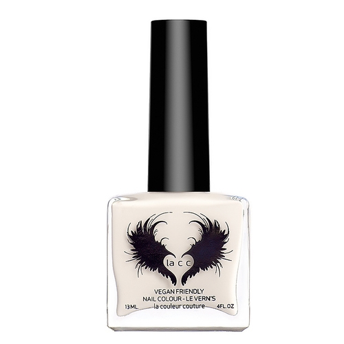 WoahStyle.com | Lacc Beauty White Vegan Nail Polish