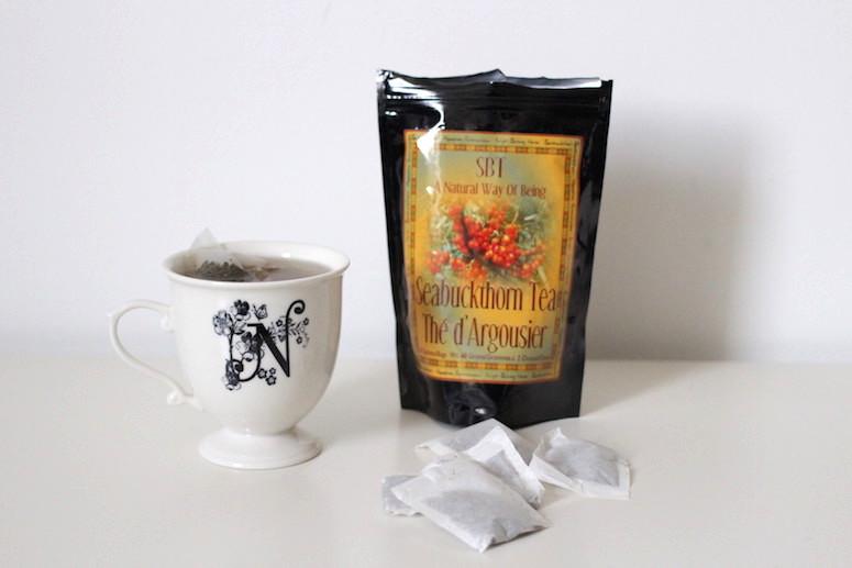 WoahStyle.com | Seabuckthorn tea with 24% protein, magnesium and calcium. #vegan #healthfood
