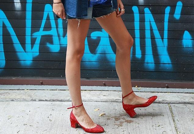 Manrepeller.com Valentino Tango Pump