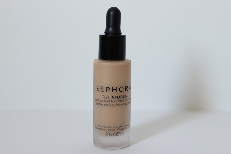 WoahStyle.com | Sephora Teint Infusion Foundation review