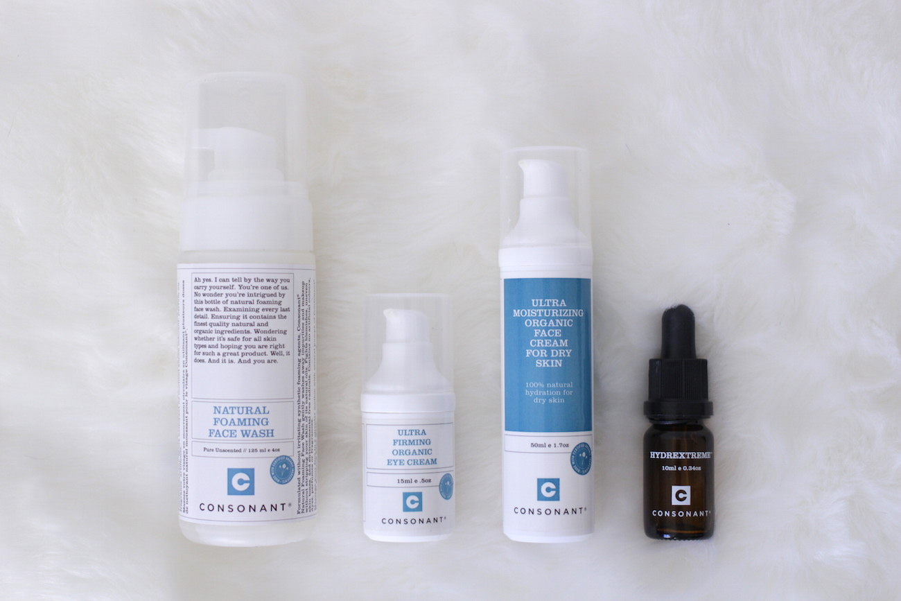 WoahStyle.com | Review Consonant Skincare line - 100% Natural, Organic and Canadian made