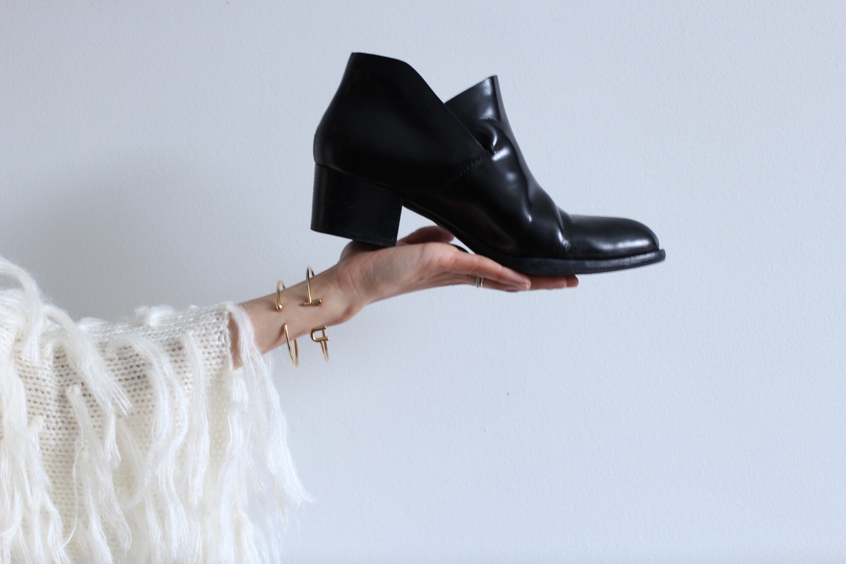 WoahStyle.com | Alexander Wang black ankle boot <For Sale!>