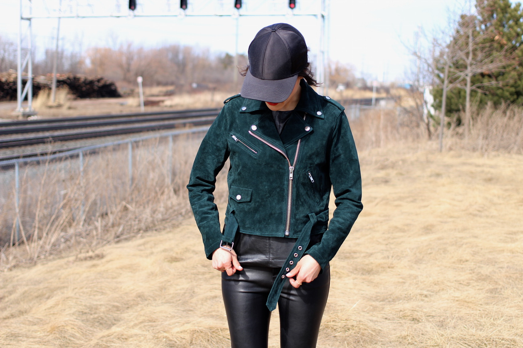 WoahStyle.com | All leather, street style.