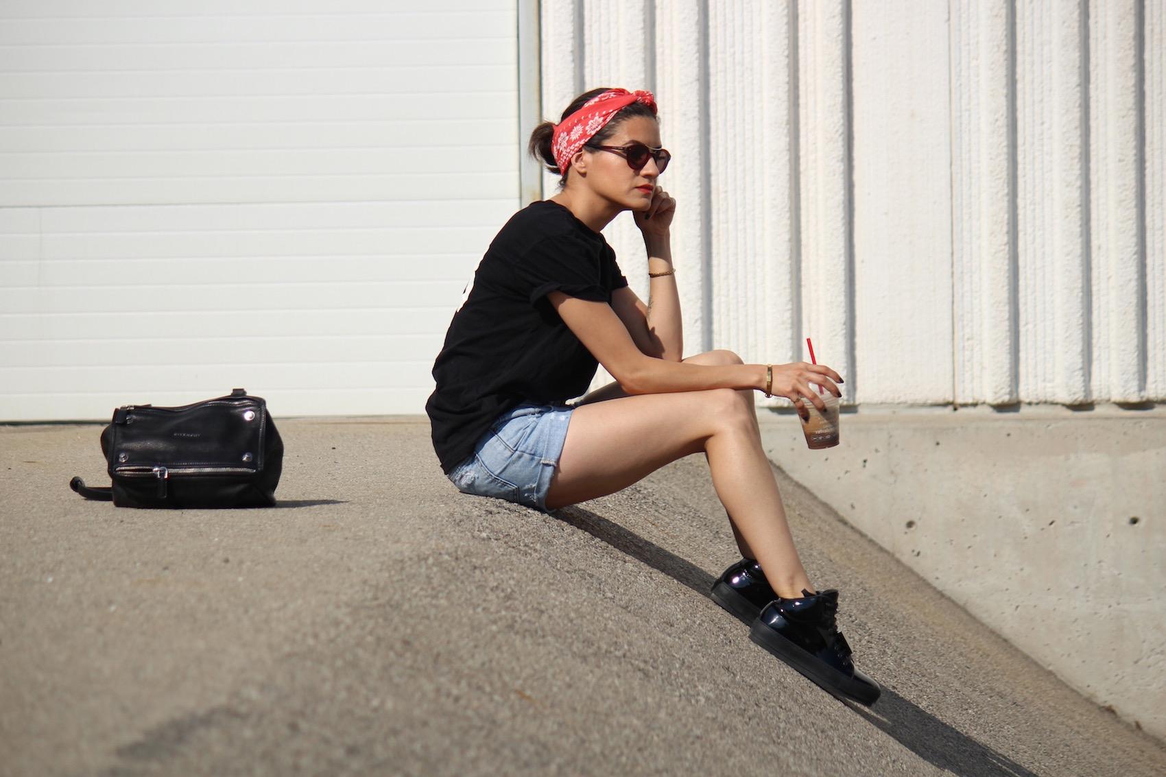 Style: Acne Studios High Tops — WOAHSTYLE