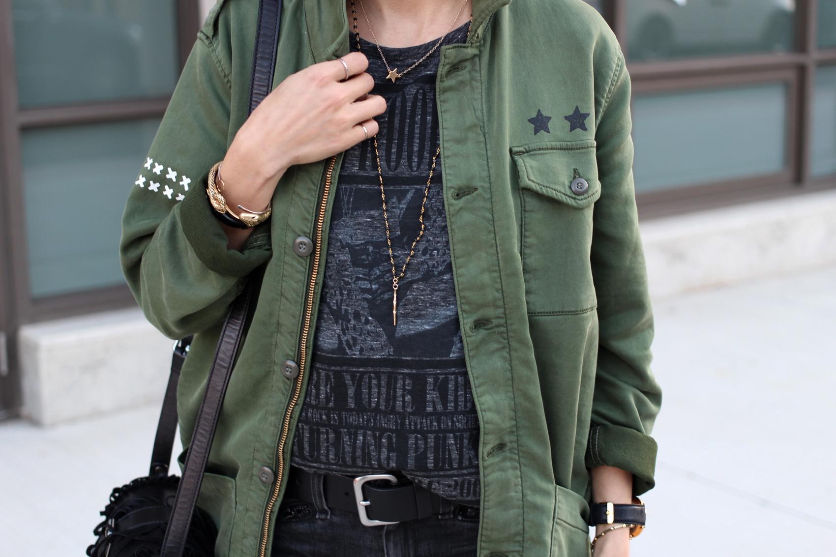 WoahStyle.com-Glam-Grunge-Mother-Denim-utility-jacket-rag-and-bone-distressed-skinny-jeans-Isabel-marant-angie-boots-the-koolples-fringe-bag-tshirt-street-style-toronto-ootd_7389.jpg