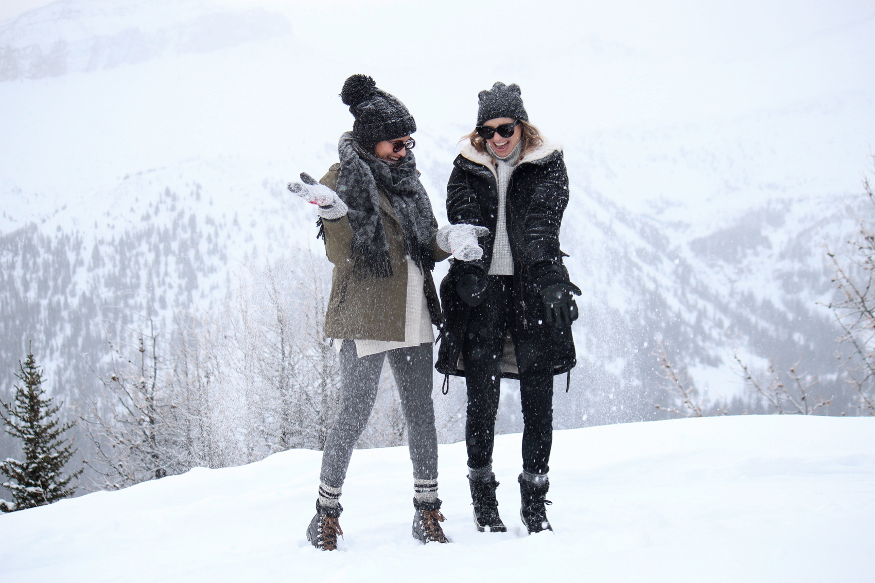 WoahStyle.com - Lake Louise Banff Fairmont-Roots Canada-Canada Goose-Travel Diary- OOTD- Toronto Blogger _Winter Style_9795.jpg