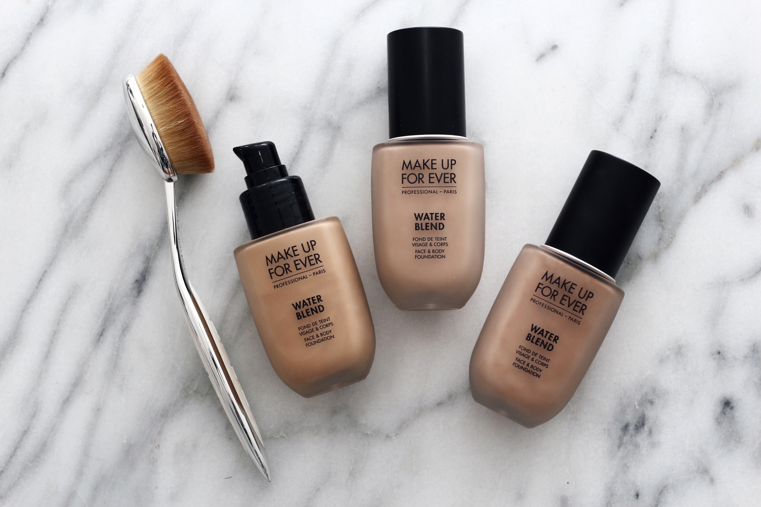 THE PERFECT NO-MAKEUP MAKEUP BY MAKE UP FOR EVER WATER BLEND FOUNDATION - WOAHSTYLE.COM_9266.JPG