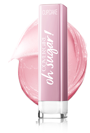 1. COVER GIRL OH SUGAR! TINED LIP BALMS