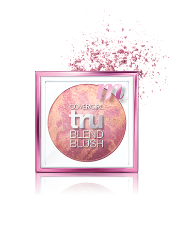3  . COVER GIRL TRUBLEND BLUSH
